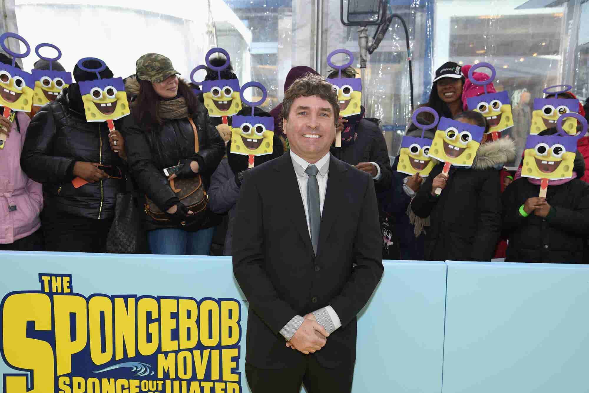 'Spongebob Squarepants' Creator Stephen Hillenburg Dead at 57