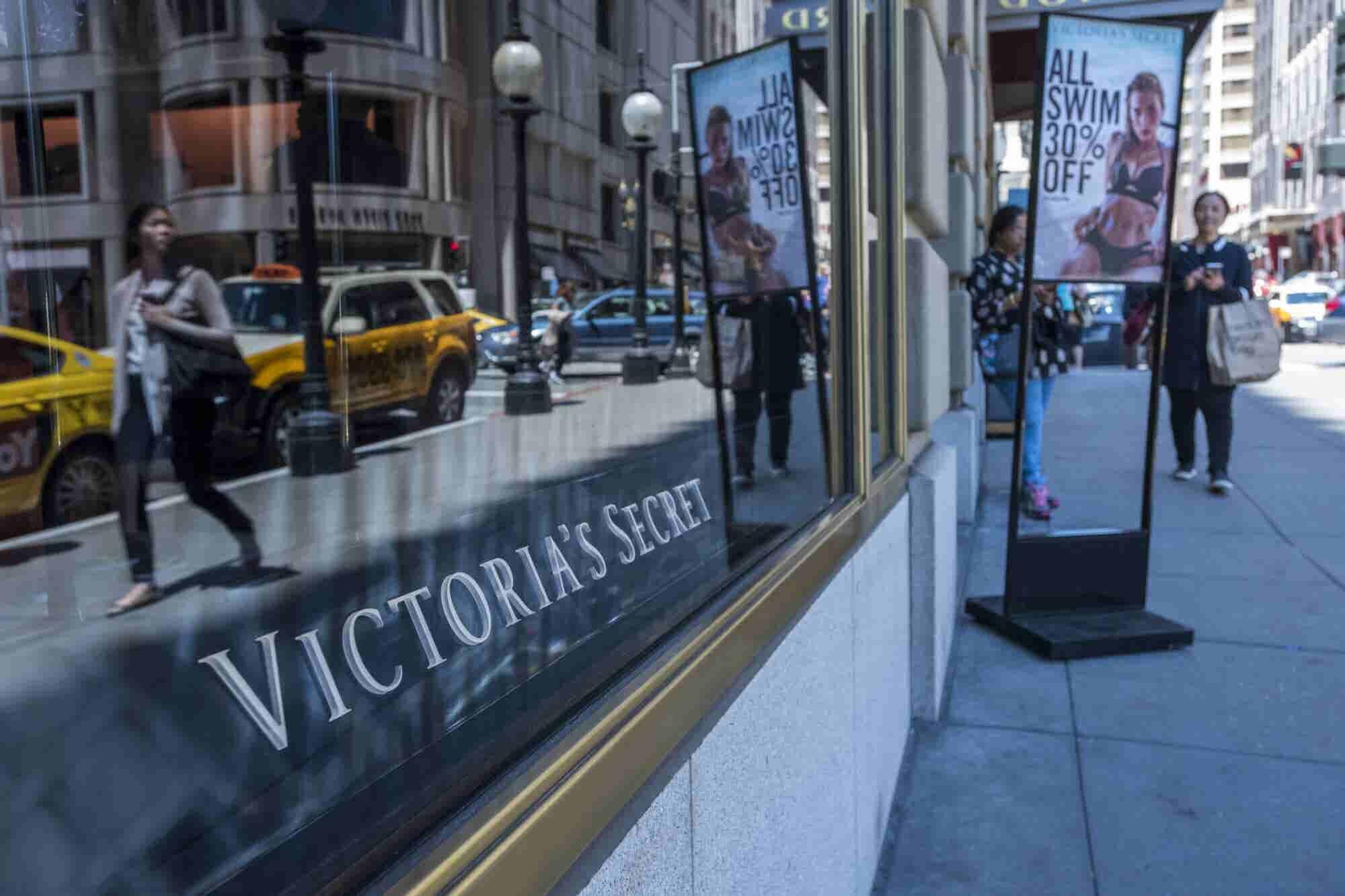The Big Winner of Cyber Monday? Victoria's Secret.