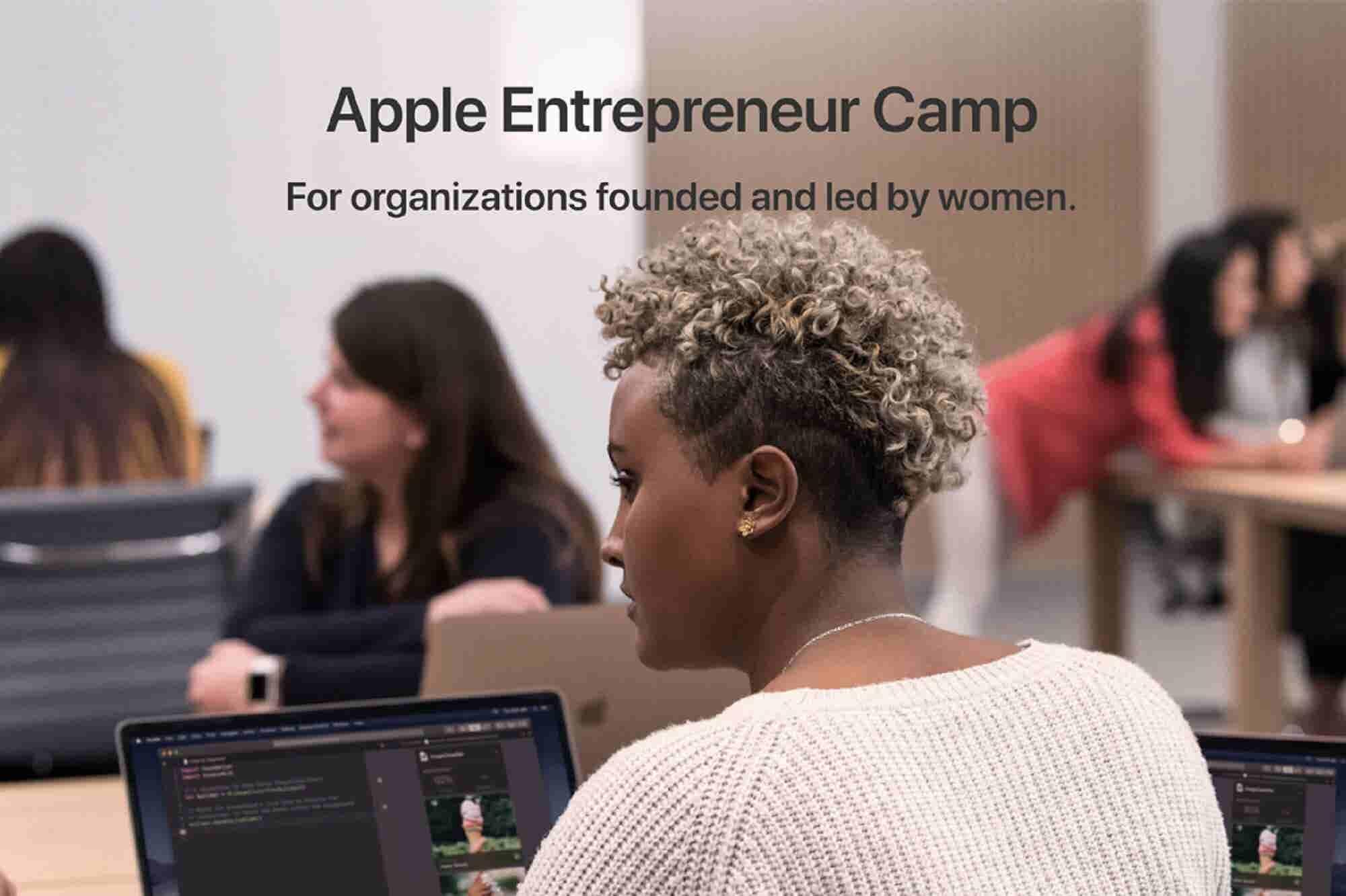 Techie Tuesdays: Apple's Entrepreneur Camp for Women & Facebook's Spooky Surprise