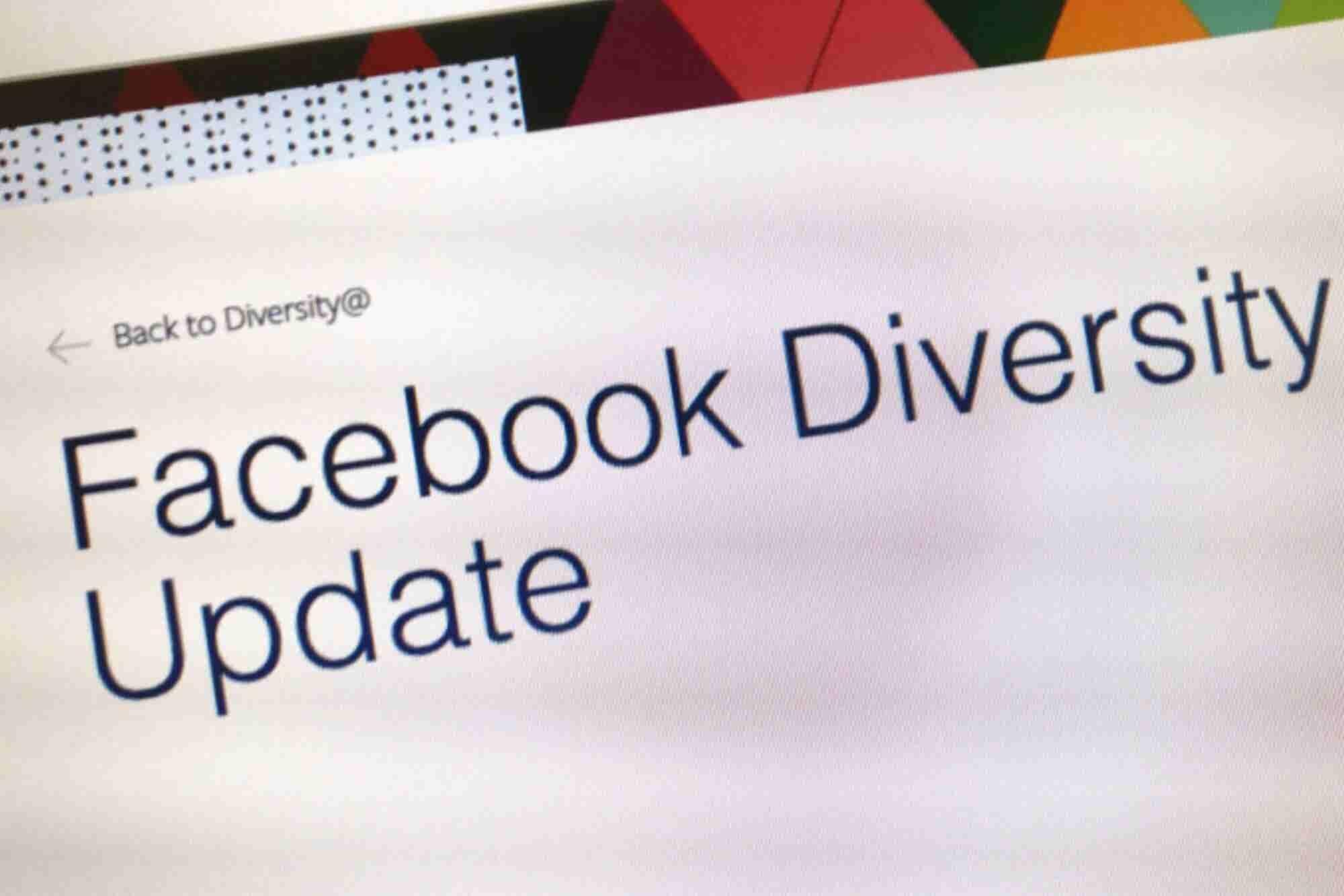 Former Staffer Calls Out Facebook's 'Black People Problem'