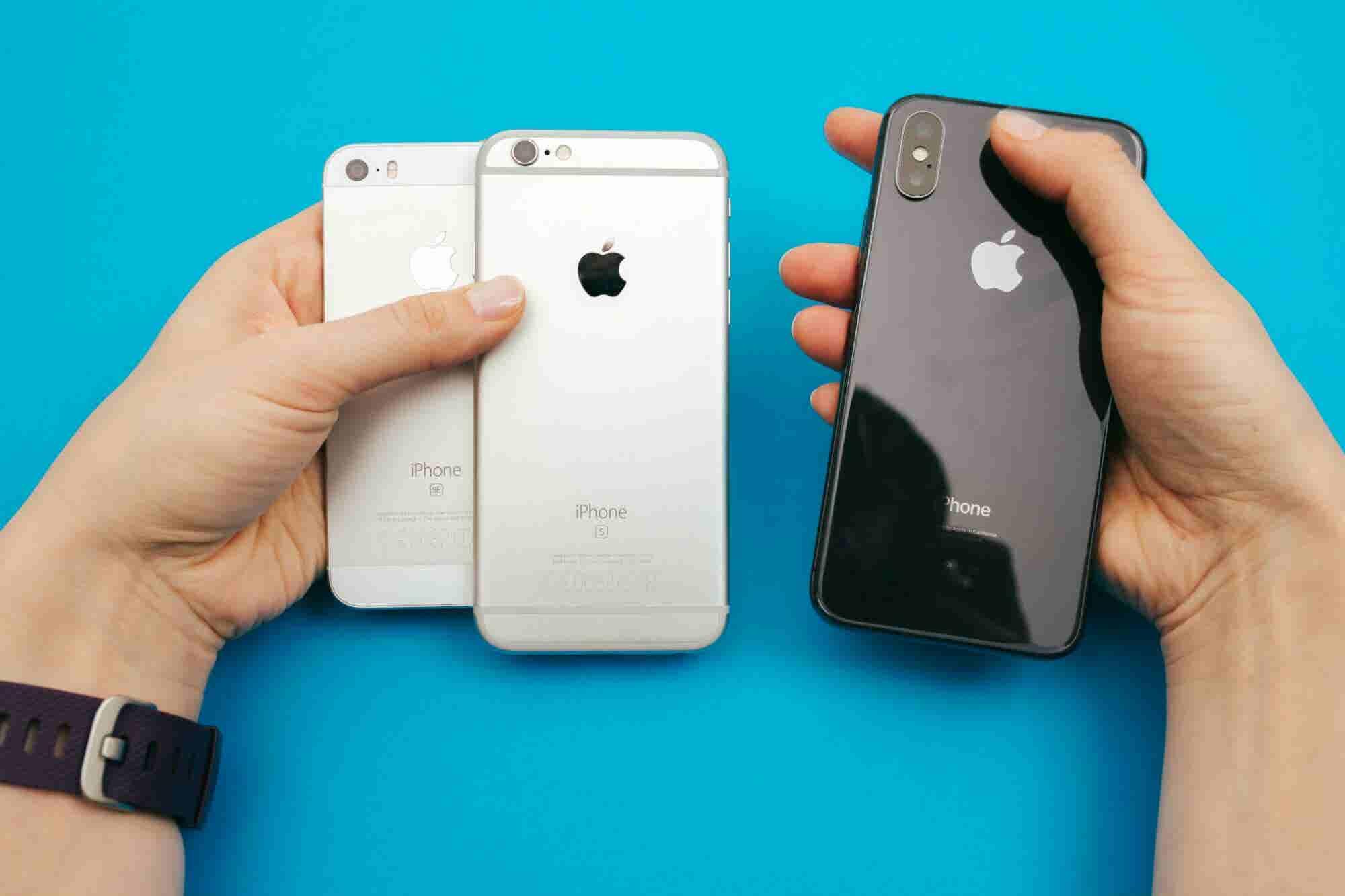 Tener un iPhone es 'de pobres' en este pa铆s