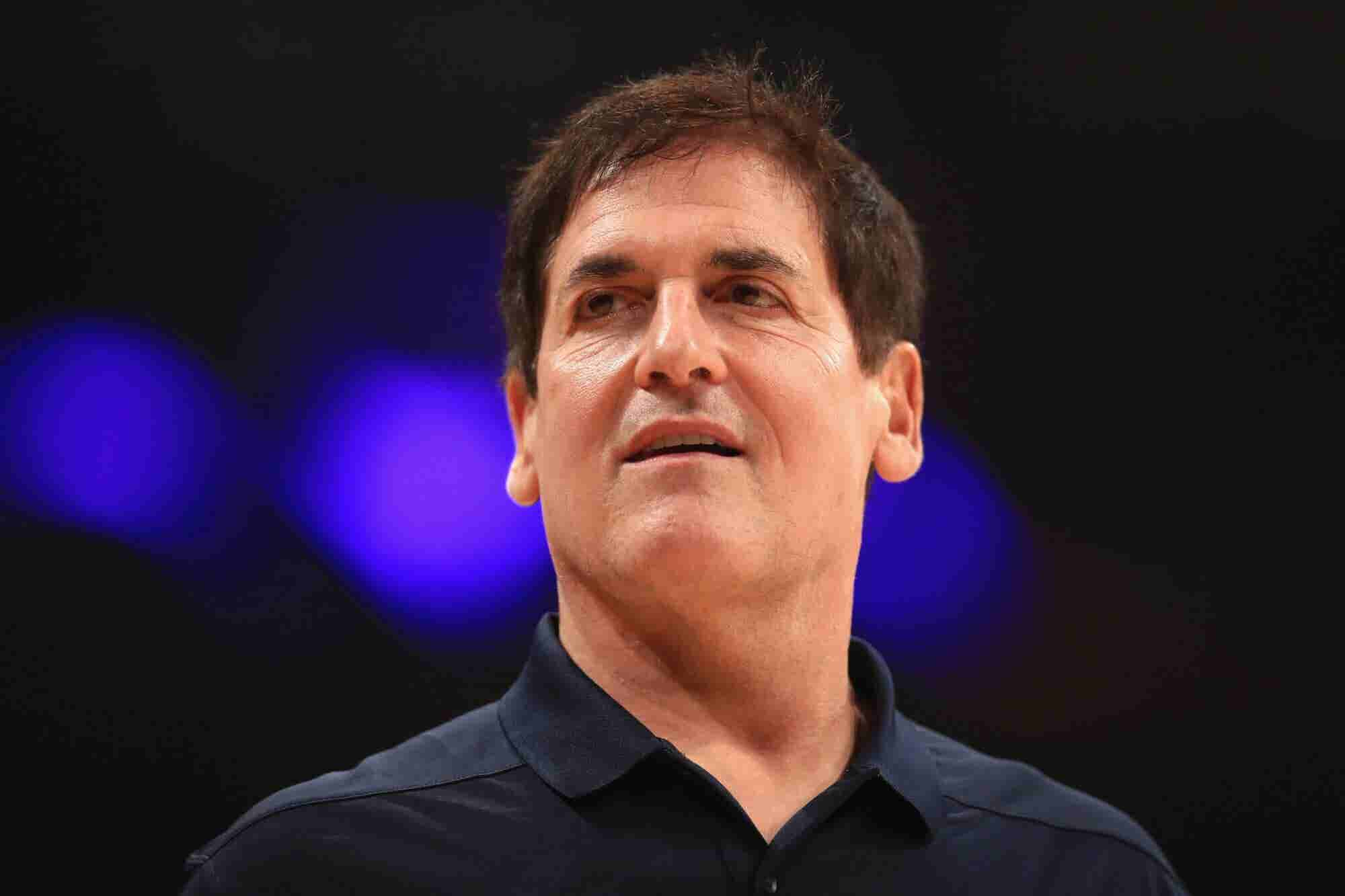 Mark Cuban Shares the Best Advice He Ever Got