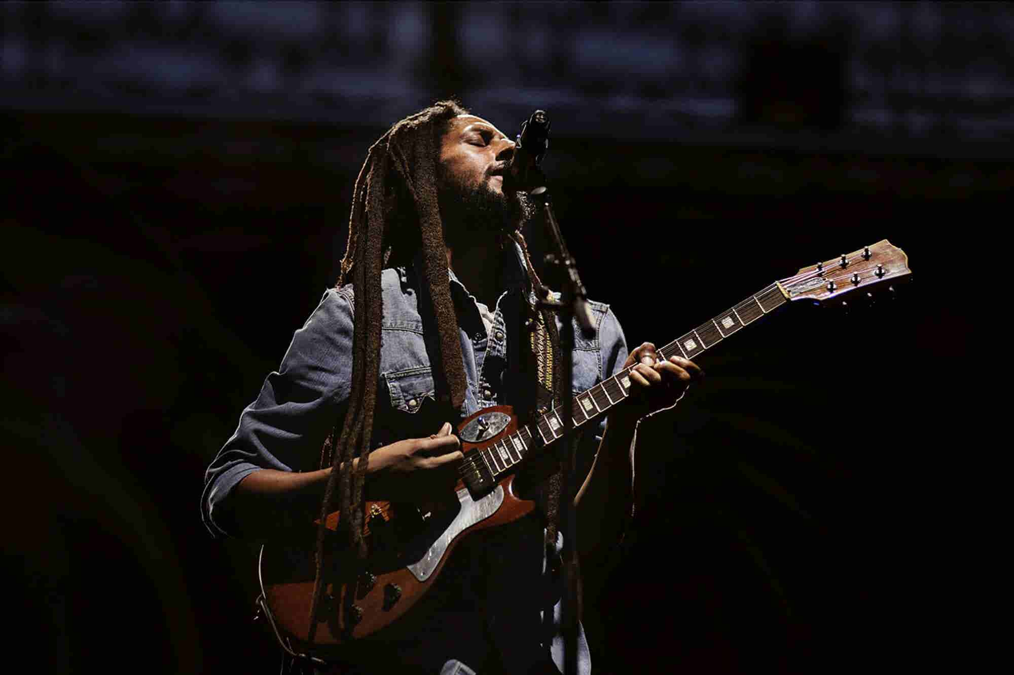 Julian Marley Thinks Cannabis Should Be Free