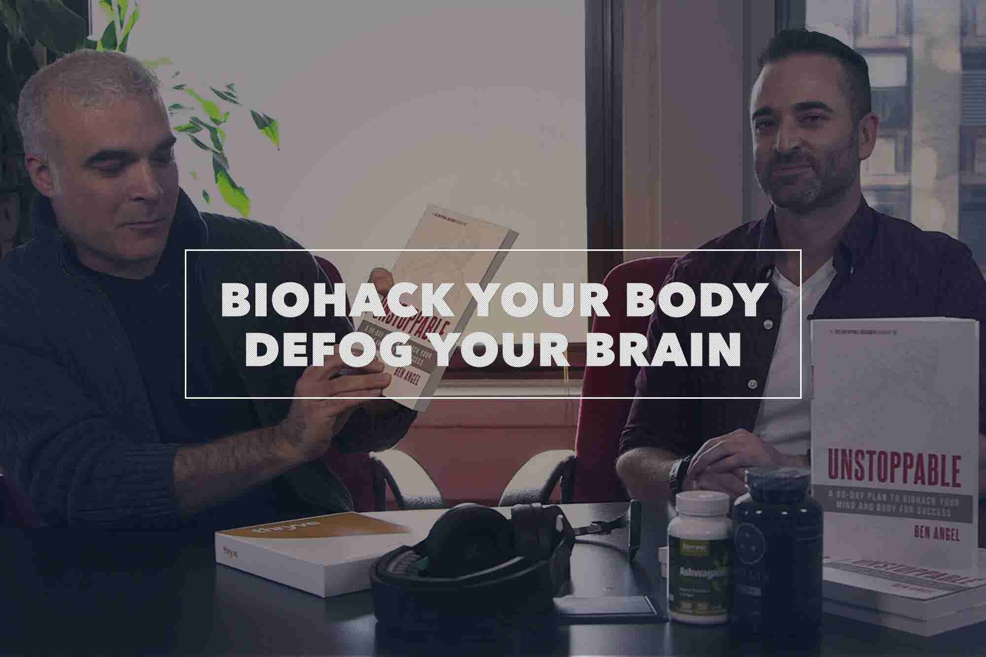 Beat Depression and Anxiety With This 90-Day Biohack