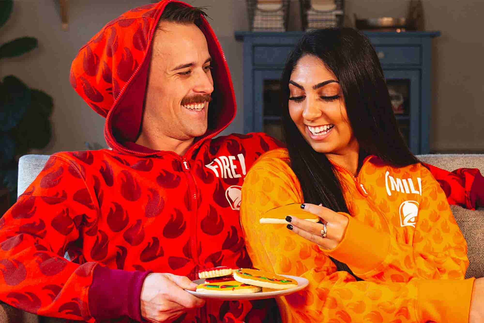 Taco Bell Unveiled Its Holiday Gift Collection and It Is Delightfully Weird