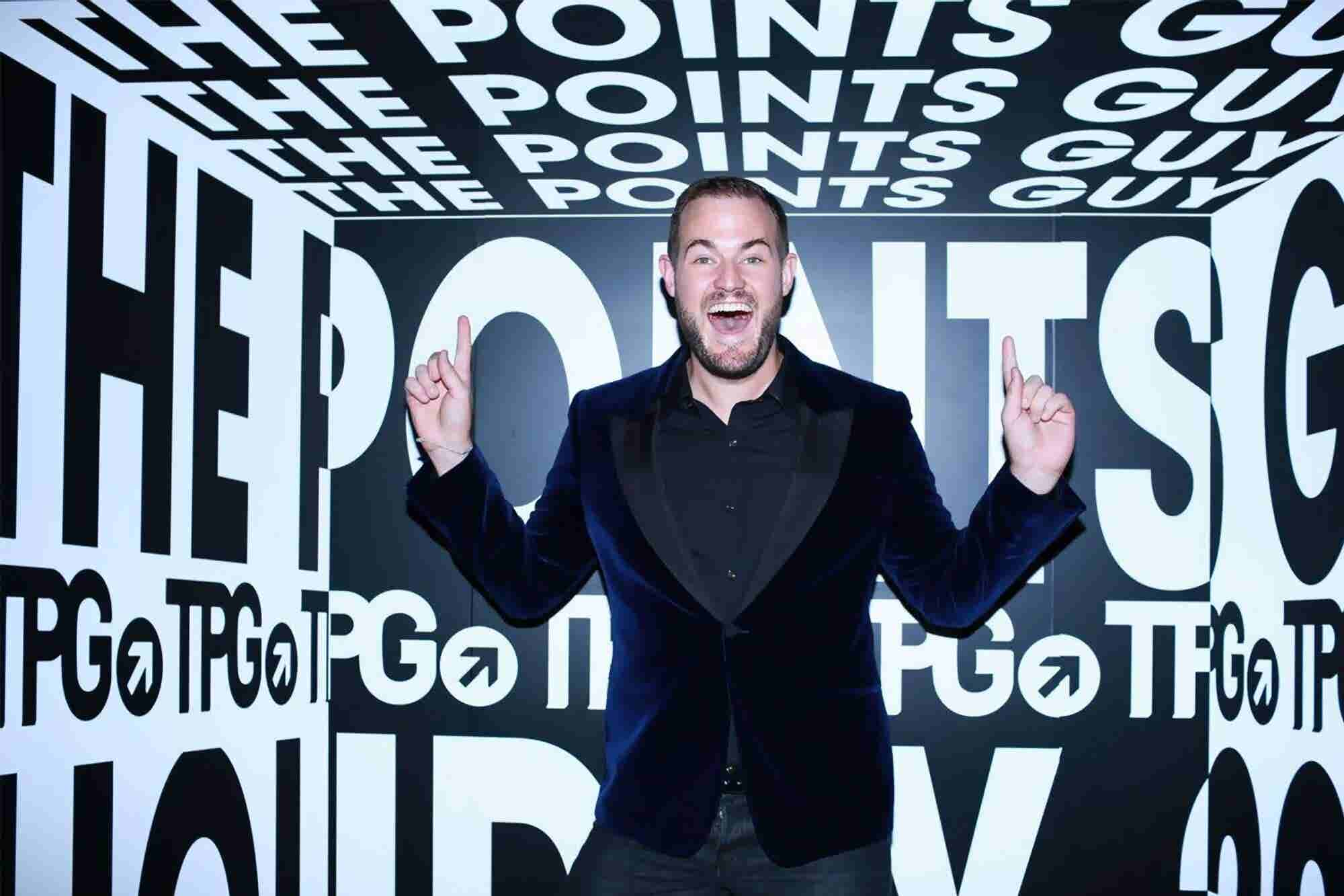 The Points Guy, Brian Kelly, Talks Success, Scalability and Money-Saving Travel Tips (Podcast)