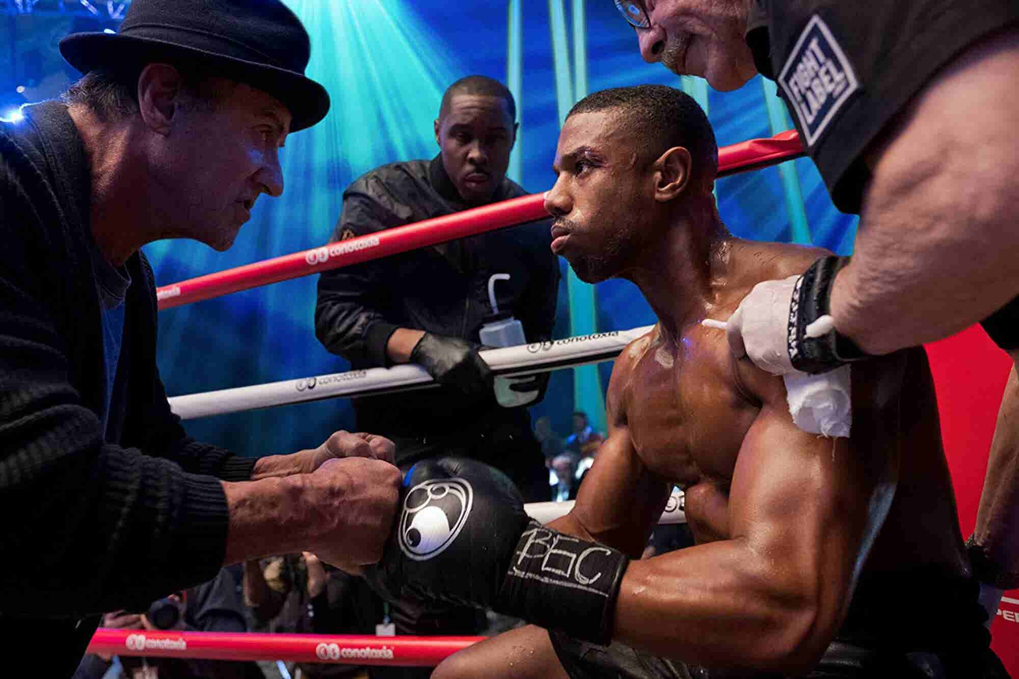 4 Ways an Entrepreneur Can Beat the Odds like Rocky Protege Adonis Creed