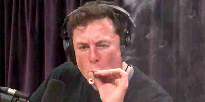 'That Was Not Appropriate Behavior': NASA Roasted Elon Musk for Smoking Weed Live on the Internet