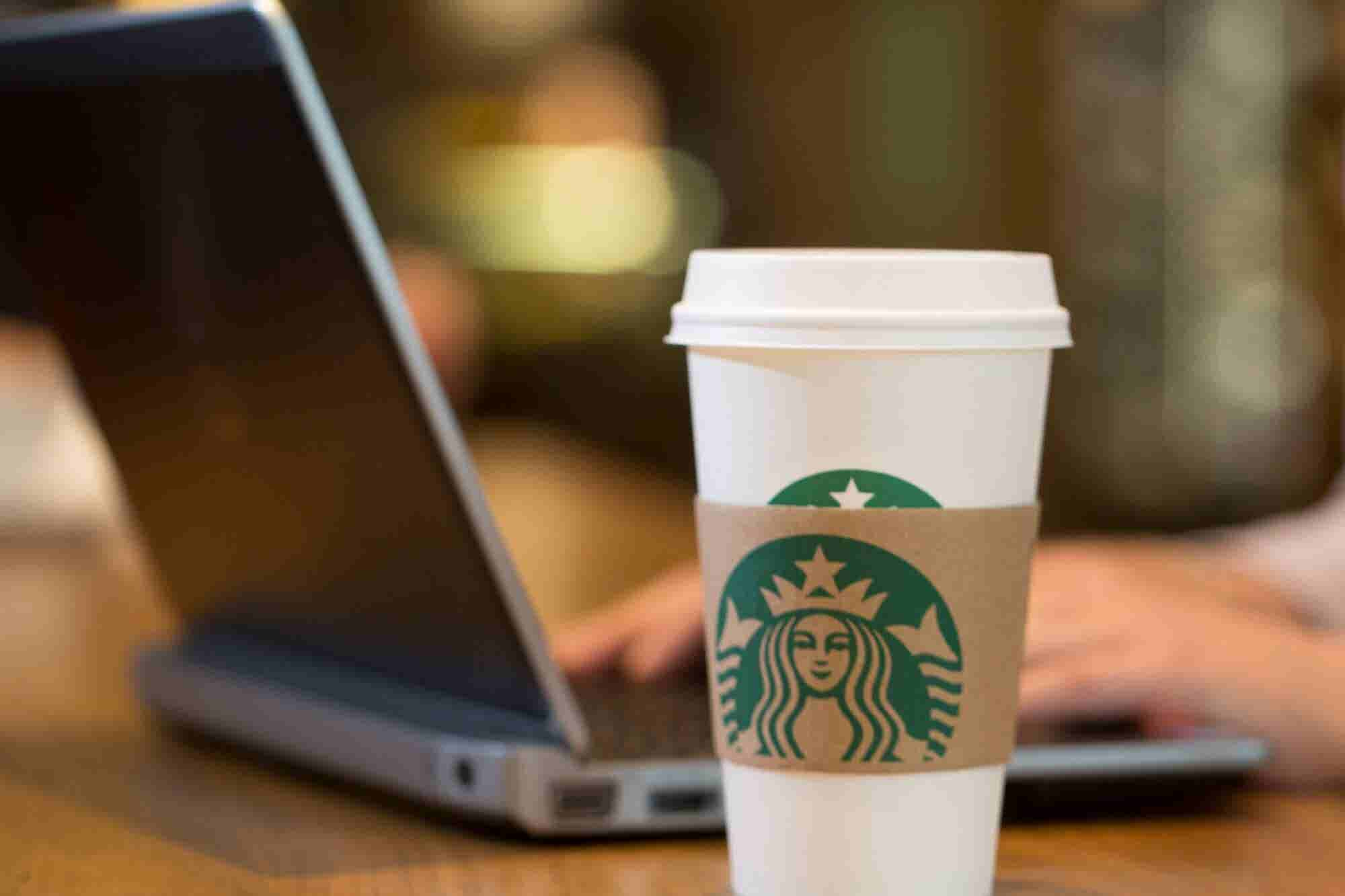 In Retaliation for Blocking Pornography, Adult Website Bans Starbucks From Offices
