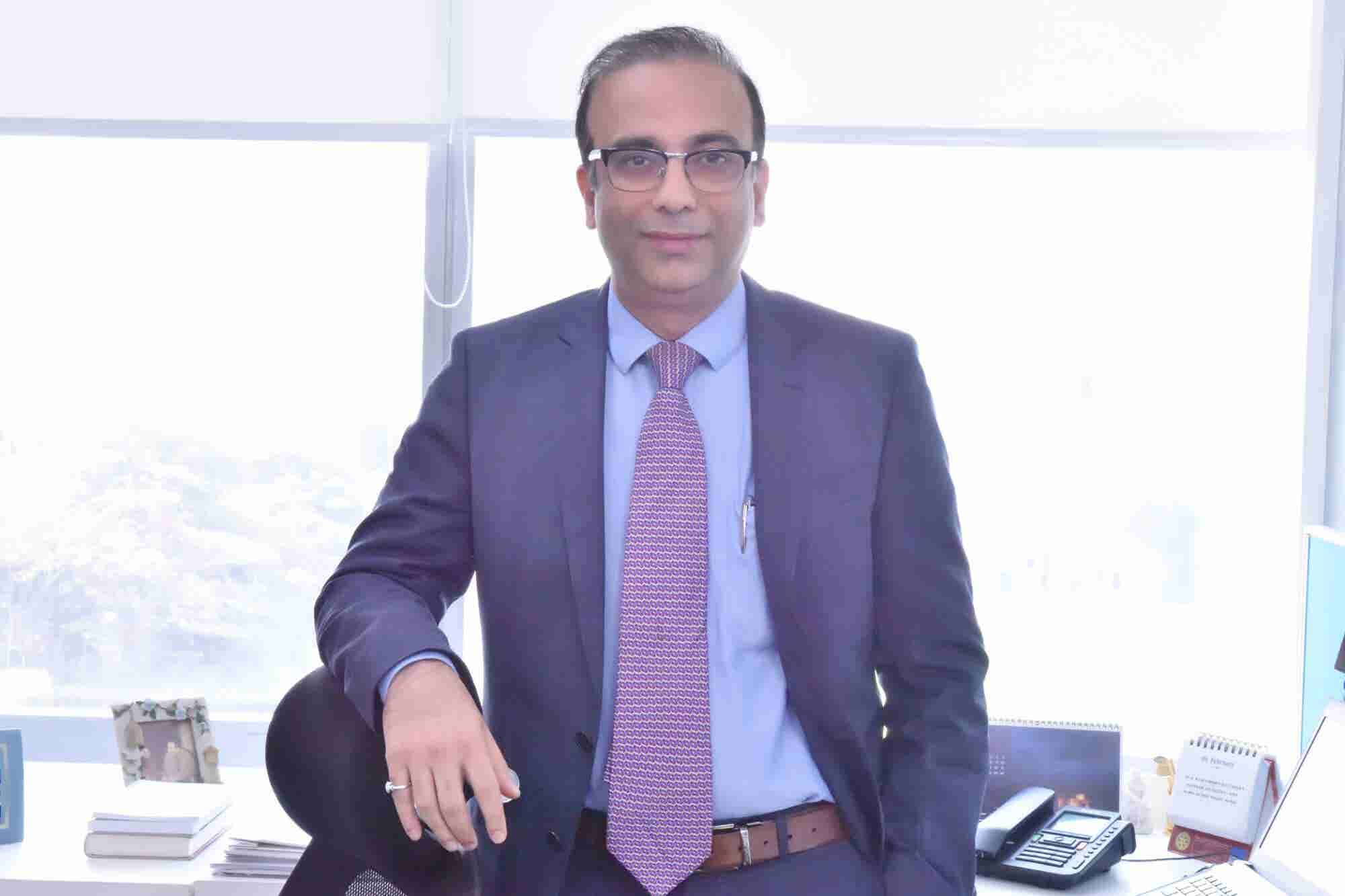 The Man Behind India's First Multi-Family Office Shares Why It is a Sunrise Profession