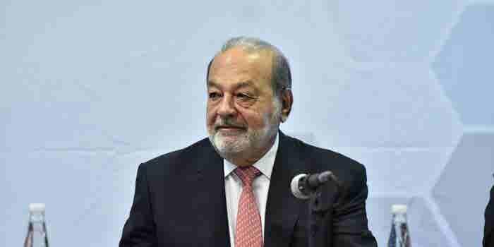 Slim ve 'certidumbre e invitación al trabajo y a la inversión' con AMLO