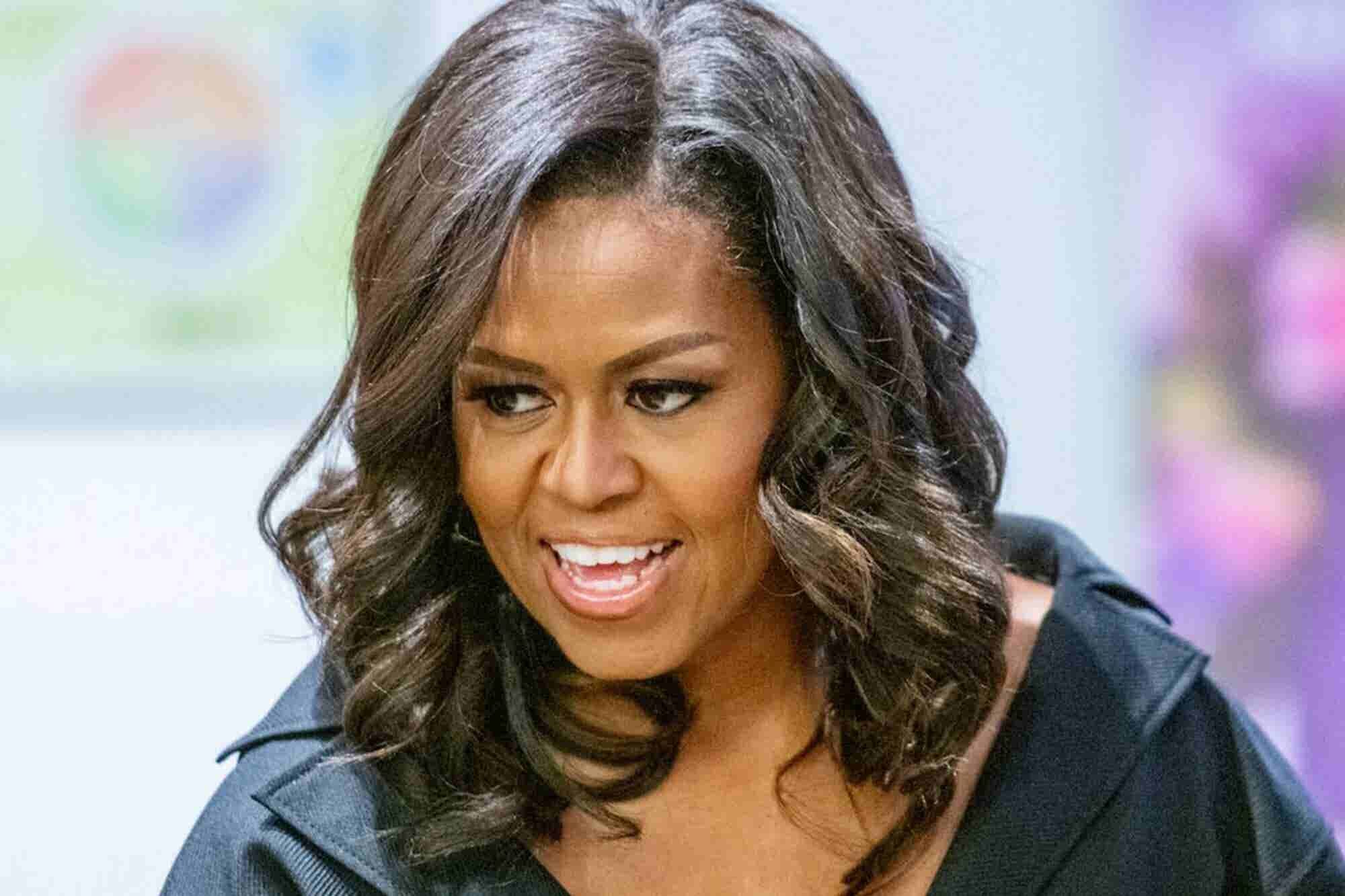 Michelle Obama on Sheryl Sandberg's 'Lean In' Strategy: 'That S--t Doe...