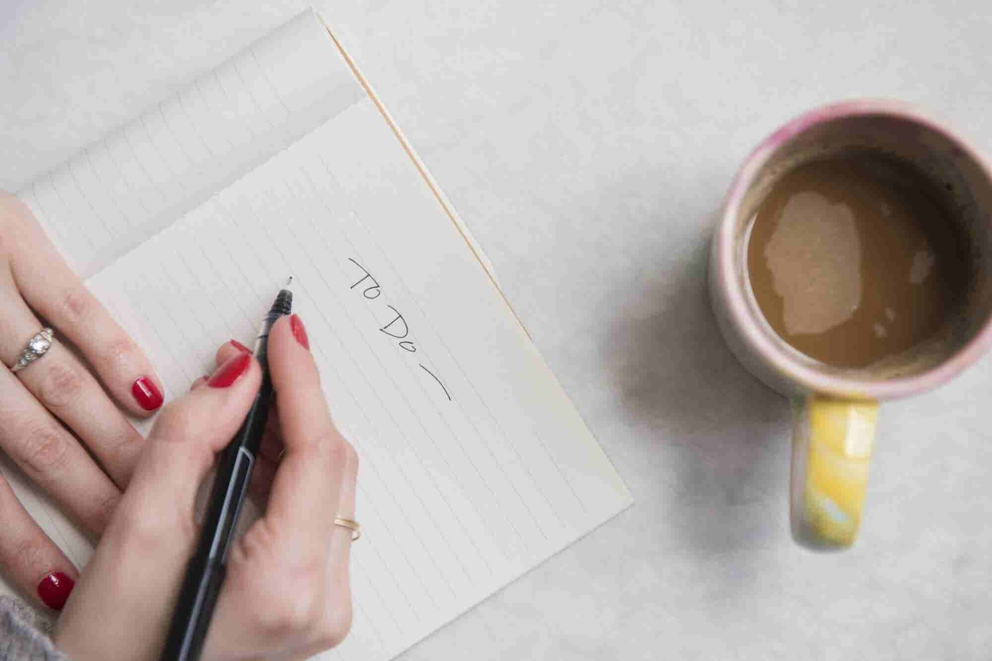 5 Tips to Improve Focus and Get Things Done