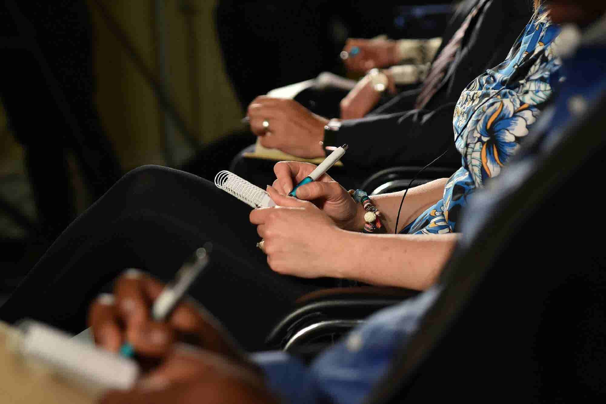 Top Four Apps For Busy Entrepreneurs To Record Notes On The Go