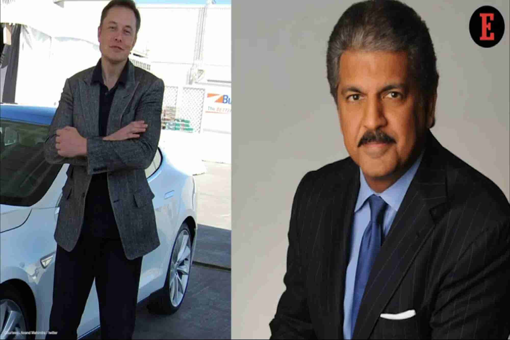 Monday Musings: Elon Musk & Anand Mahindra's Budding Friendship