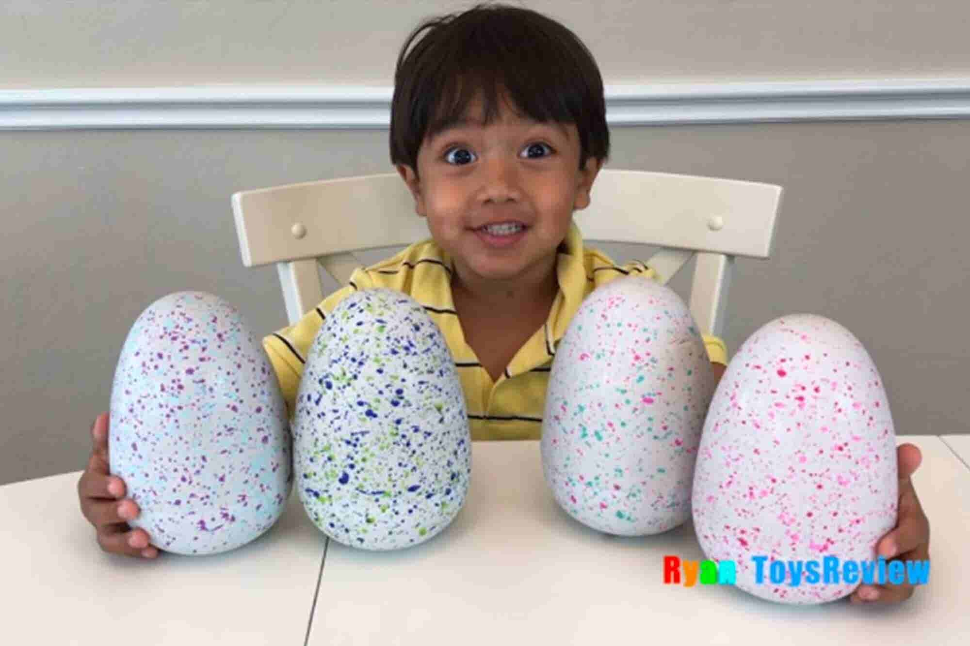 A 7-Year-Old Boy Is Making $22 Million a Year on YouTube Reviewing Toy...