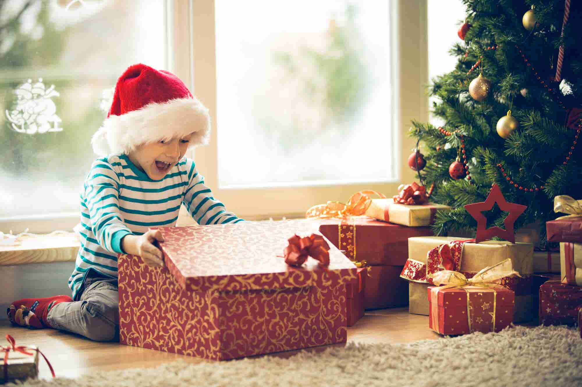 Investments in Your Children's Future Are the Best 'Gifts' You Can Give Them This Holiday