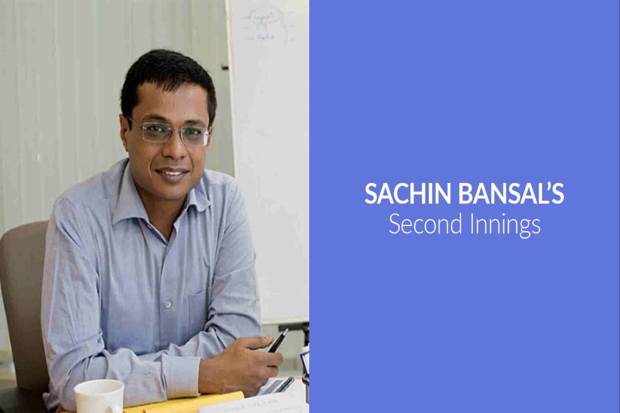 #Start-up Saturday: Sachin Bansal's New Business Plan & Dineout Acquir...