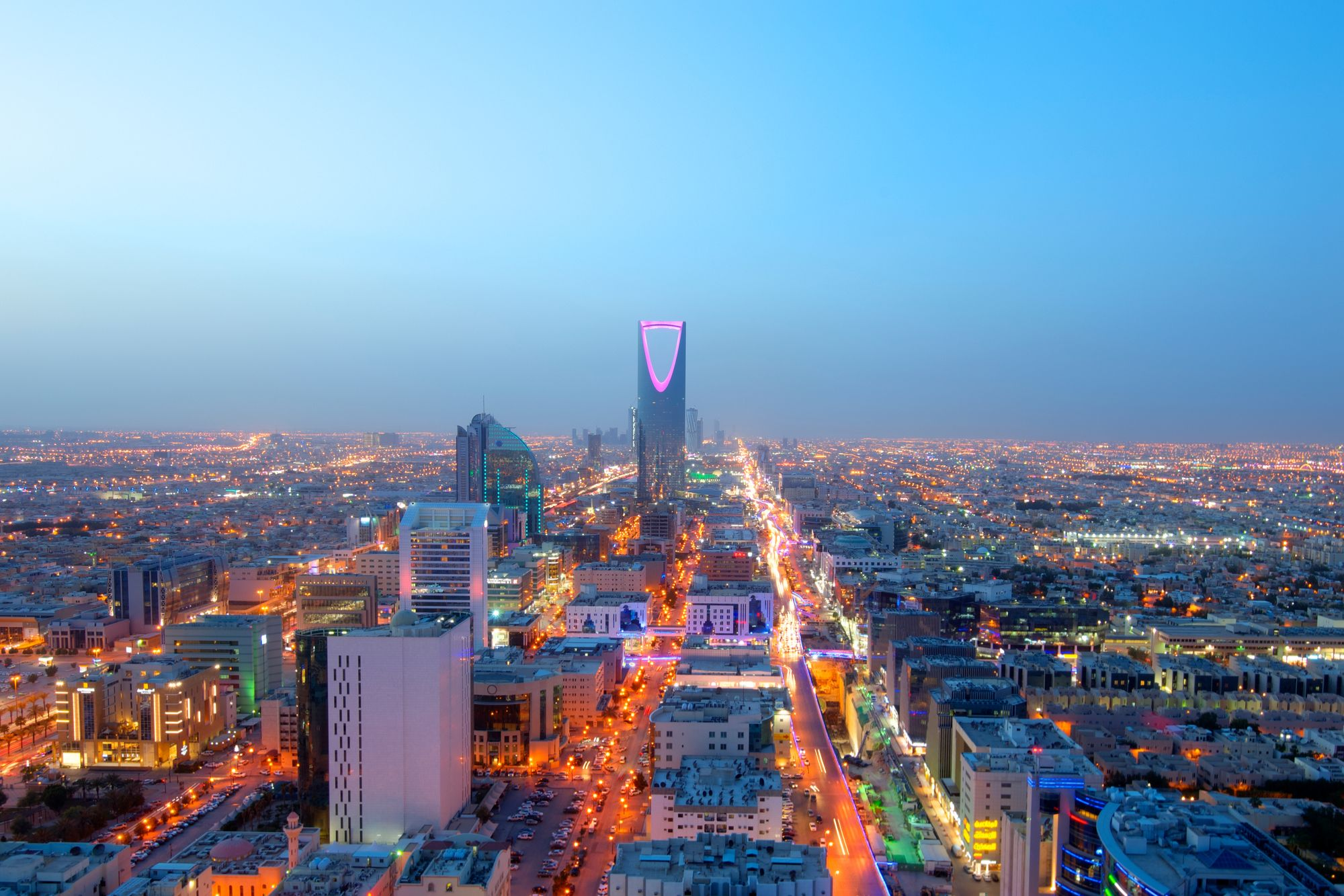 Why Saudi Arabia Is Being Increasingly Seen As The Place To Be To Start A Business In The Middle
