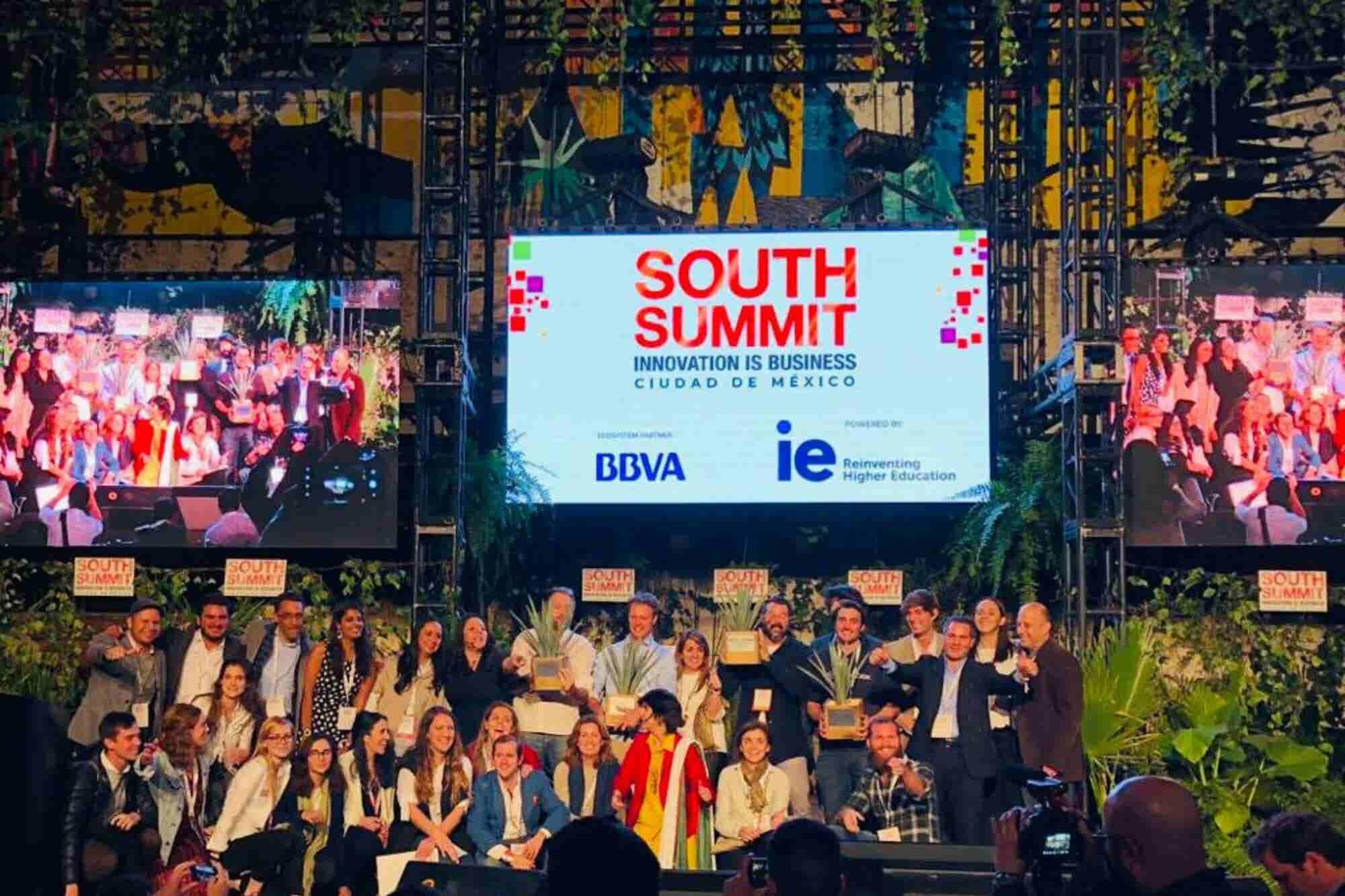 40 ideas innovadoras reunidas en South Summit México 2018
