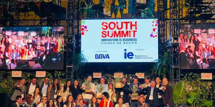 40 ideas innovadoras reunidas en South Summit México 2018