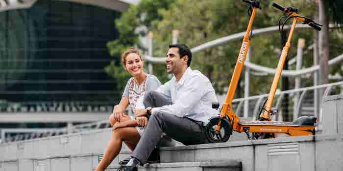 E-scooter Service Neuron Mobility Secures $5 Million Funding To Accelerate APAC Expansion