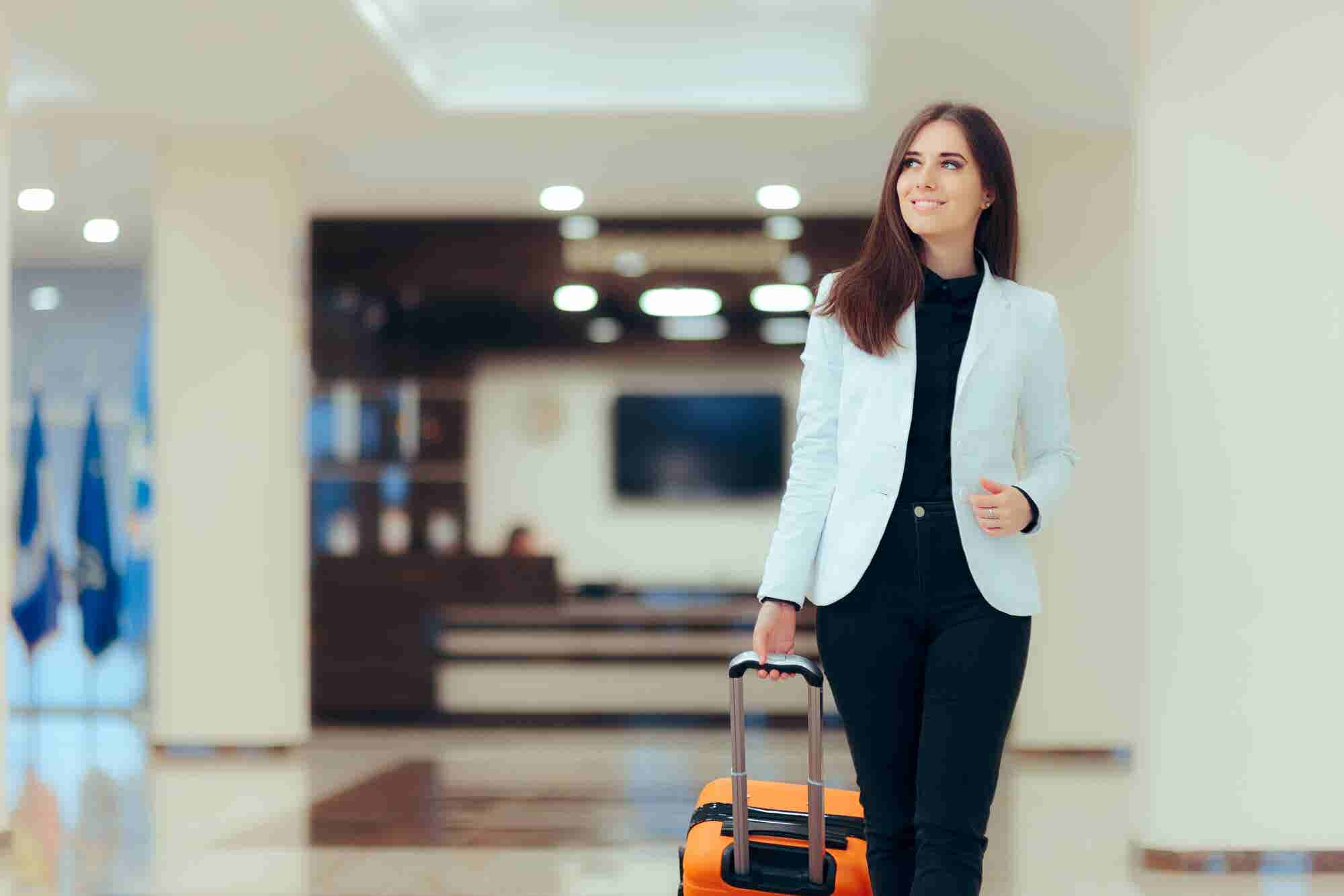 Female Road Warriors: How to Protect Yourself When Traveling for Work