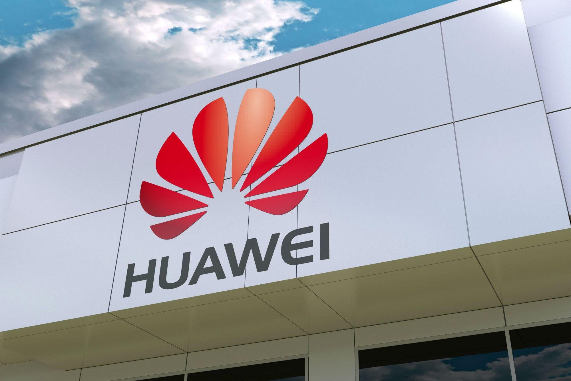 Huawei La En Meng Wanzhou