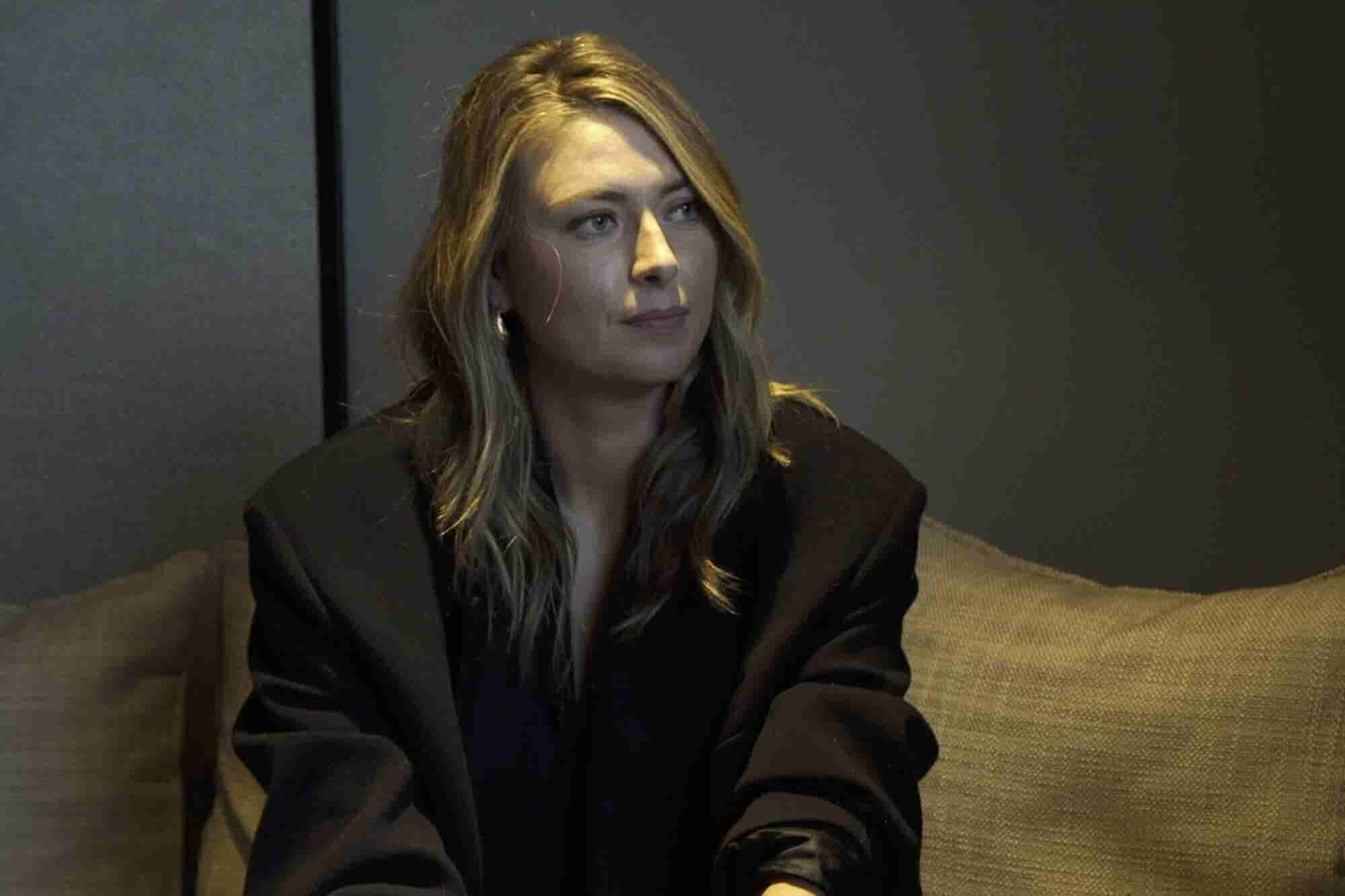 Maria Sharapova: Serving Up Knowledge and Inspiring Female Entrepreneurs