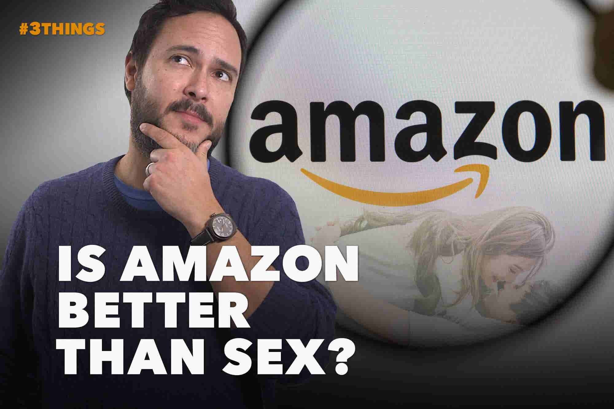 Millennials Prefer Amazon to Sex, a Rapper Sues 'Fortnite' and Babies Are Being Named for Groceries (60-Second Video)