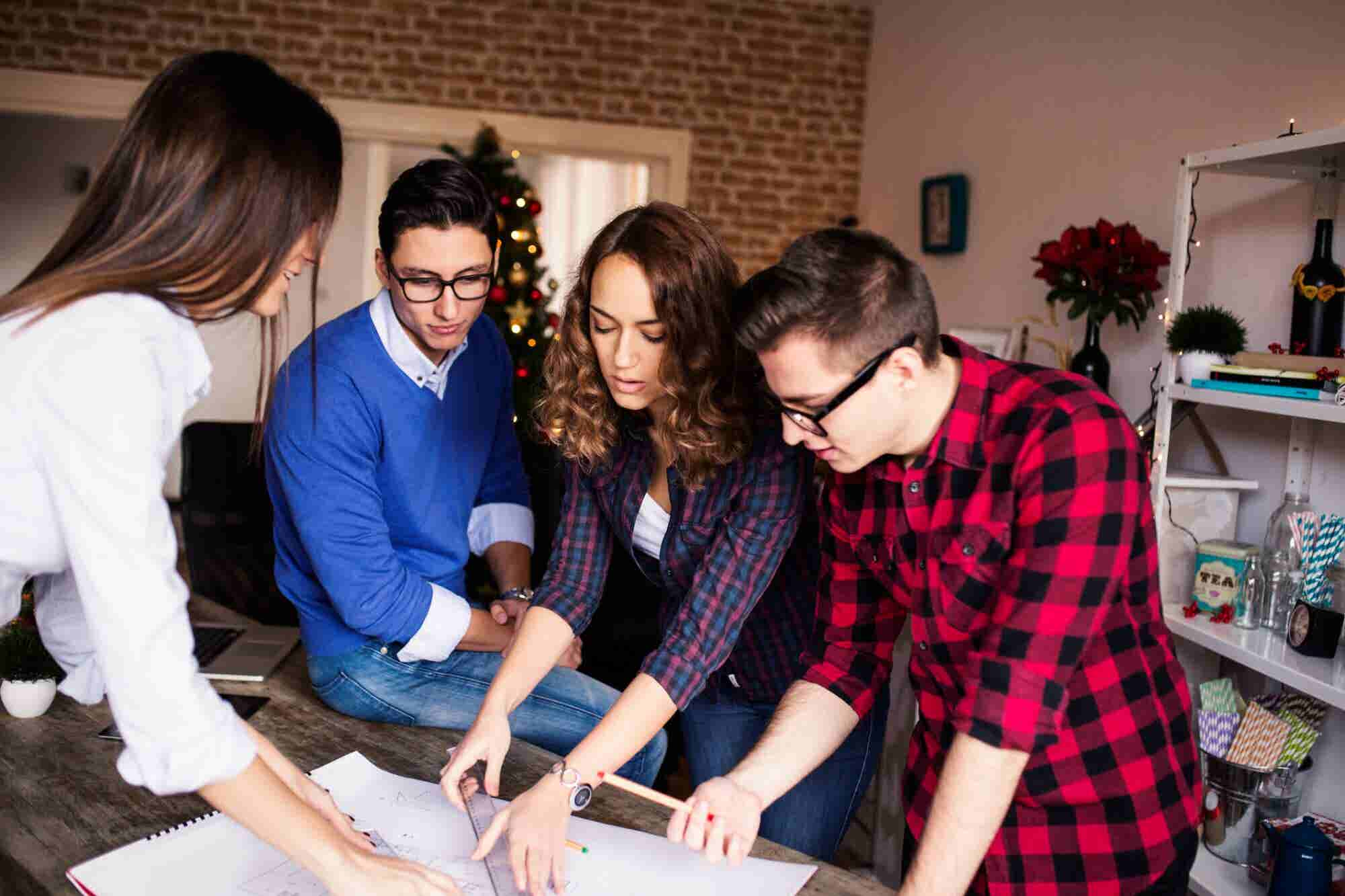 What Your Stressed-Out Officemates May Value Most This Holiday Season