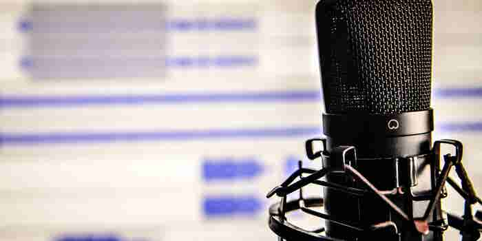 Five Business Podcasts of 2018 That Inspire, Motivate, and Boost Creativity