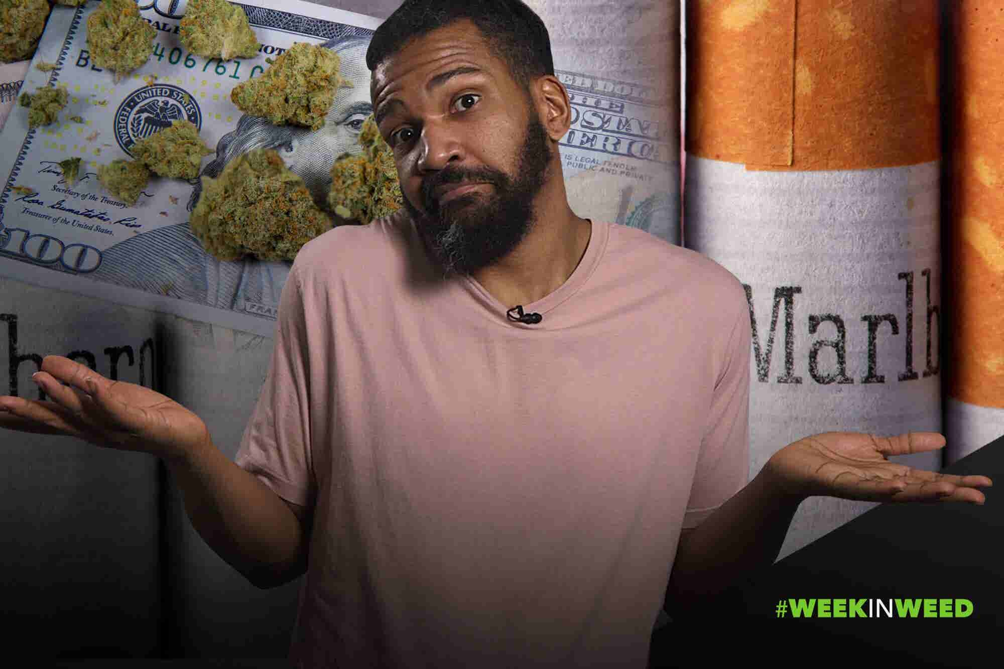 This Week in Weed: Marlboro Ready to Buy Marijuana?!