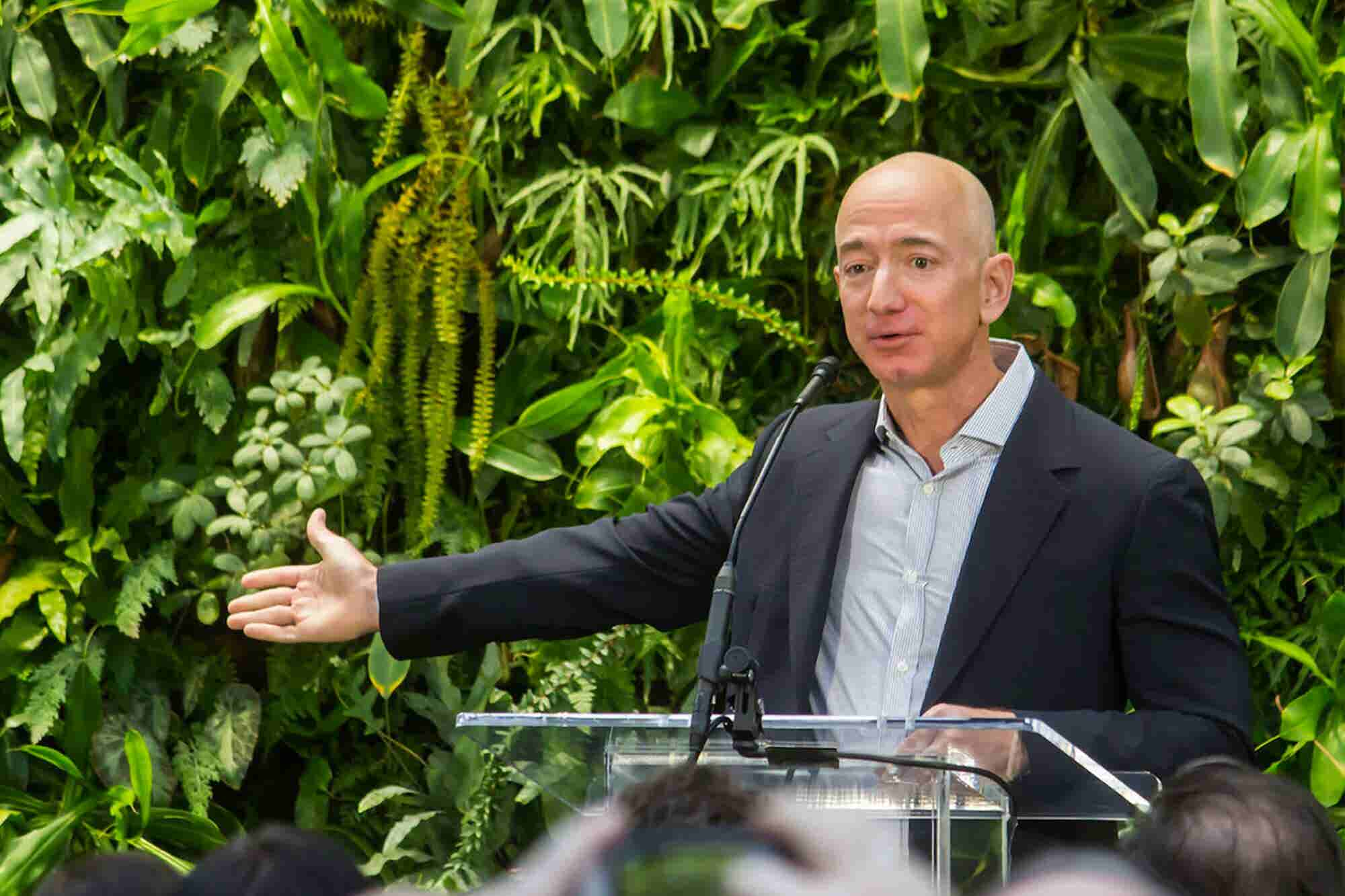 Jeff Bezos Is Quietly Betting on These 15 Companies -- Why You Should,...