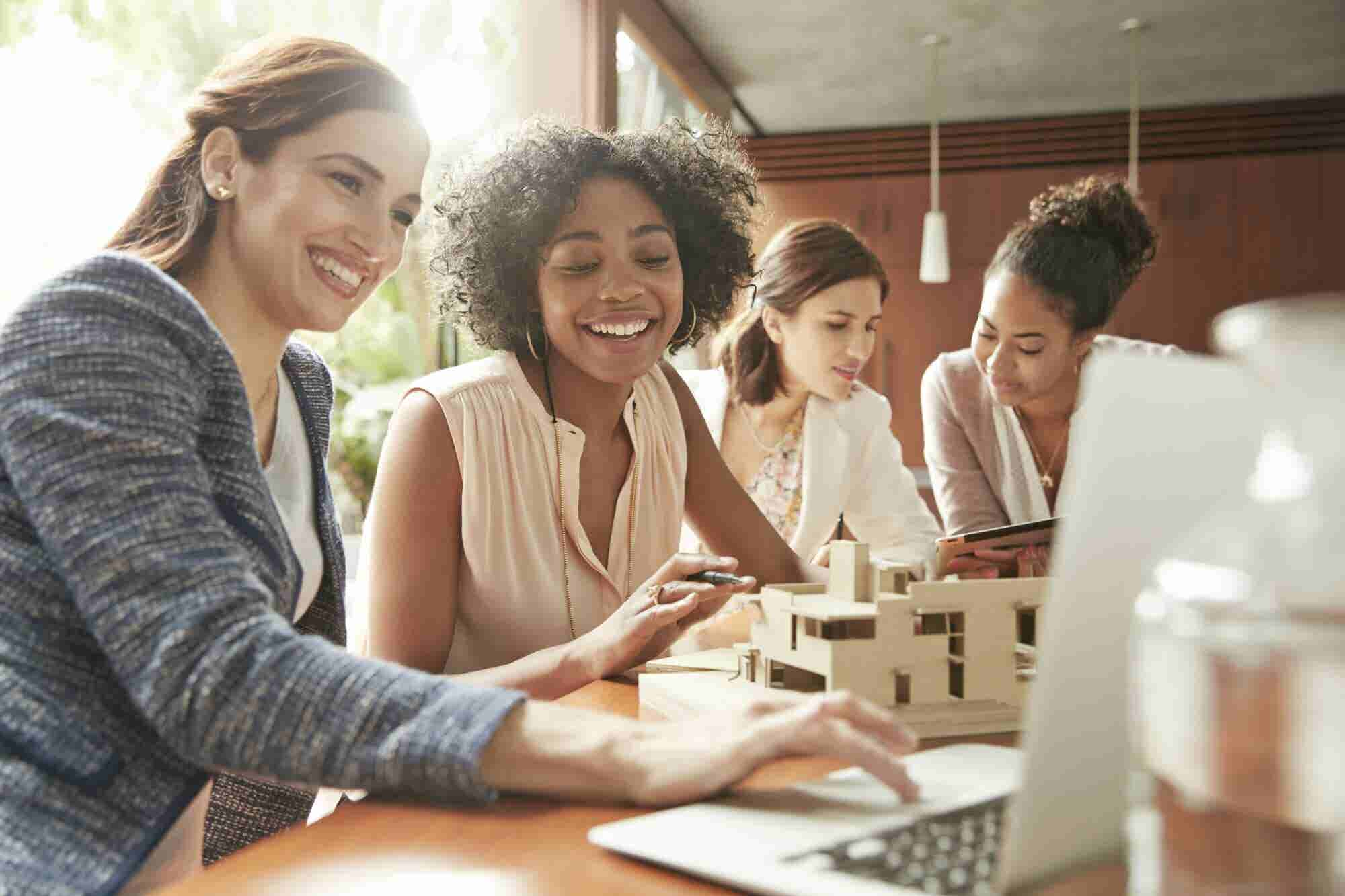 'NextGen Women' Outperform (Men) in Business. And They're Coming Into the Workforce