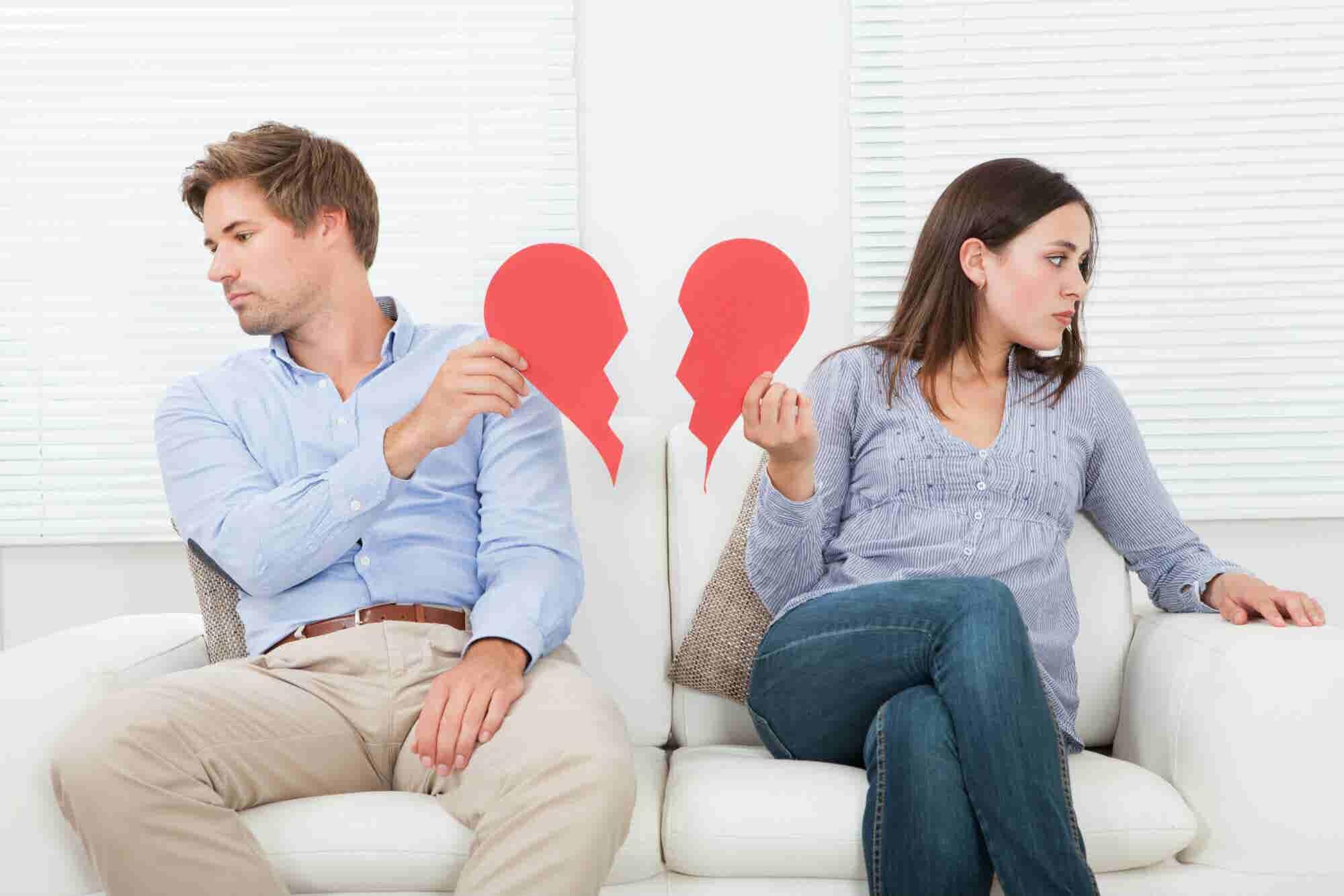 Los 4 'cuatro jinetes del Apocalipsis' que muestran una relación que está fallando