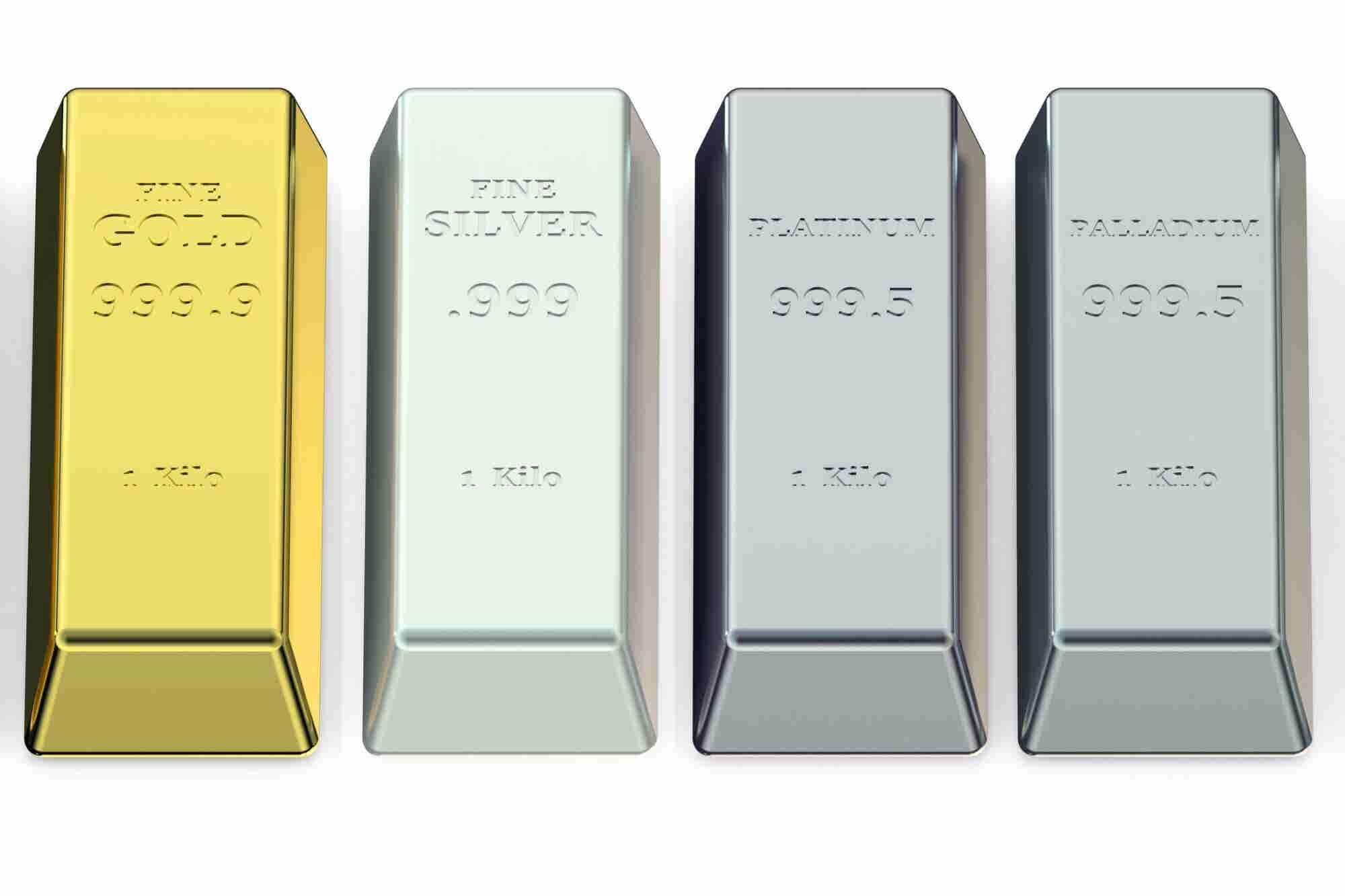 El paladio se posicionó como el metal más caro en el mercado por encima del oro