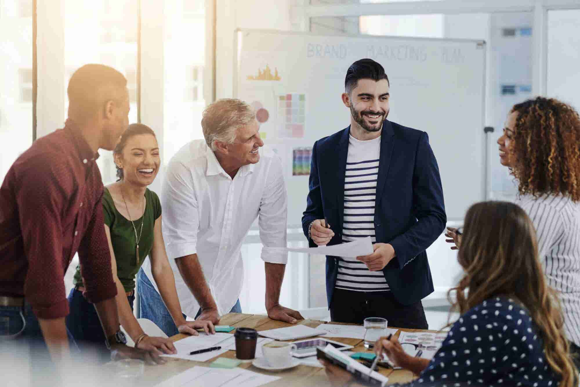 Check Out the Top Company Cultures of 2018 (Infographic)