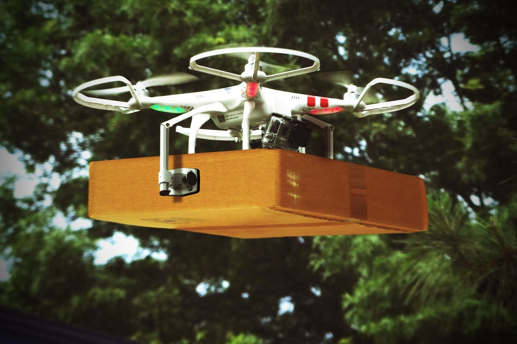 Will The Concept of Drone-based Delivery Work In India?