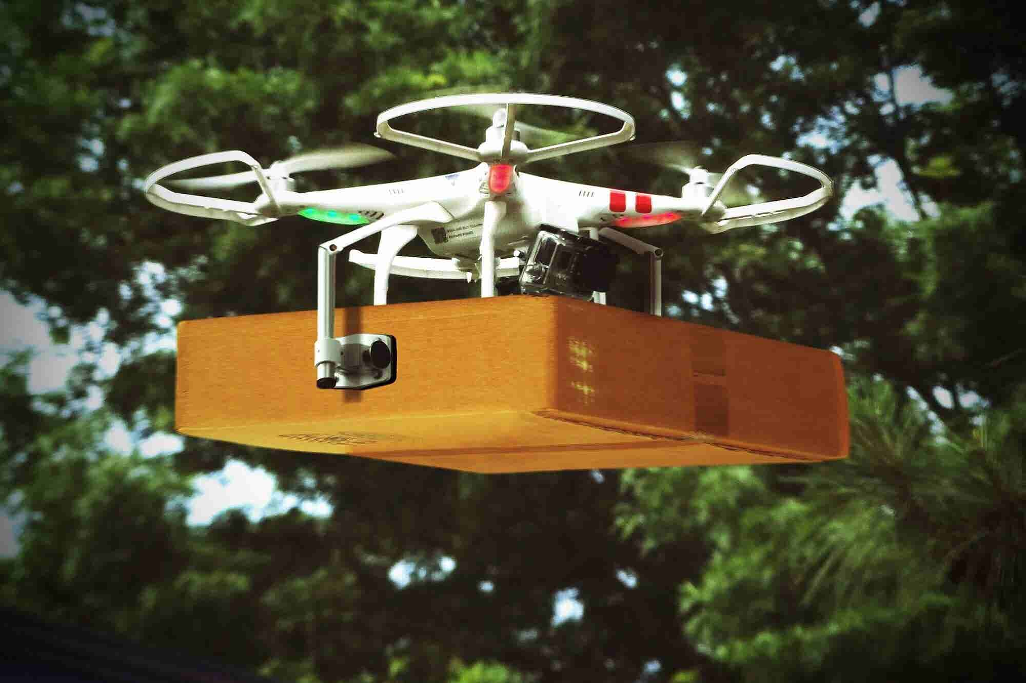 Zomato Is All Set to Fly Higher With Drones, But Is India Ready For It?