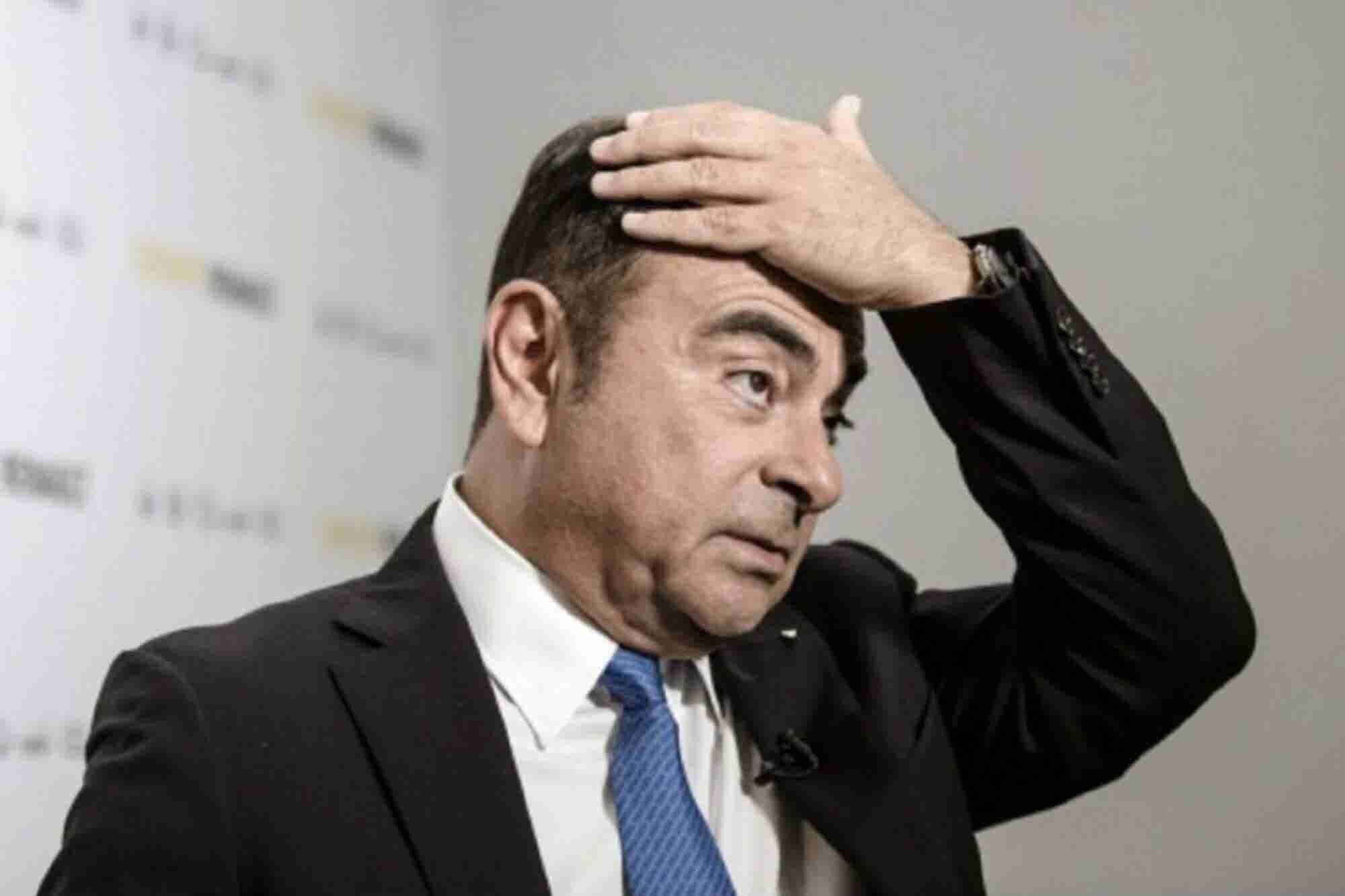 Ya es oficial: Acusan de fraude al expresidente de Nissan Motor