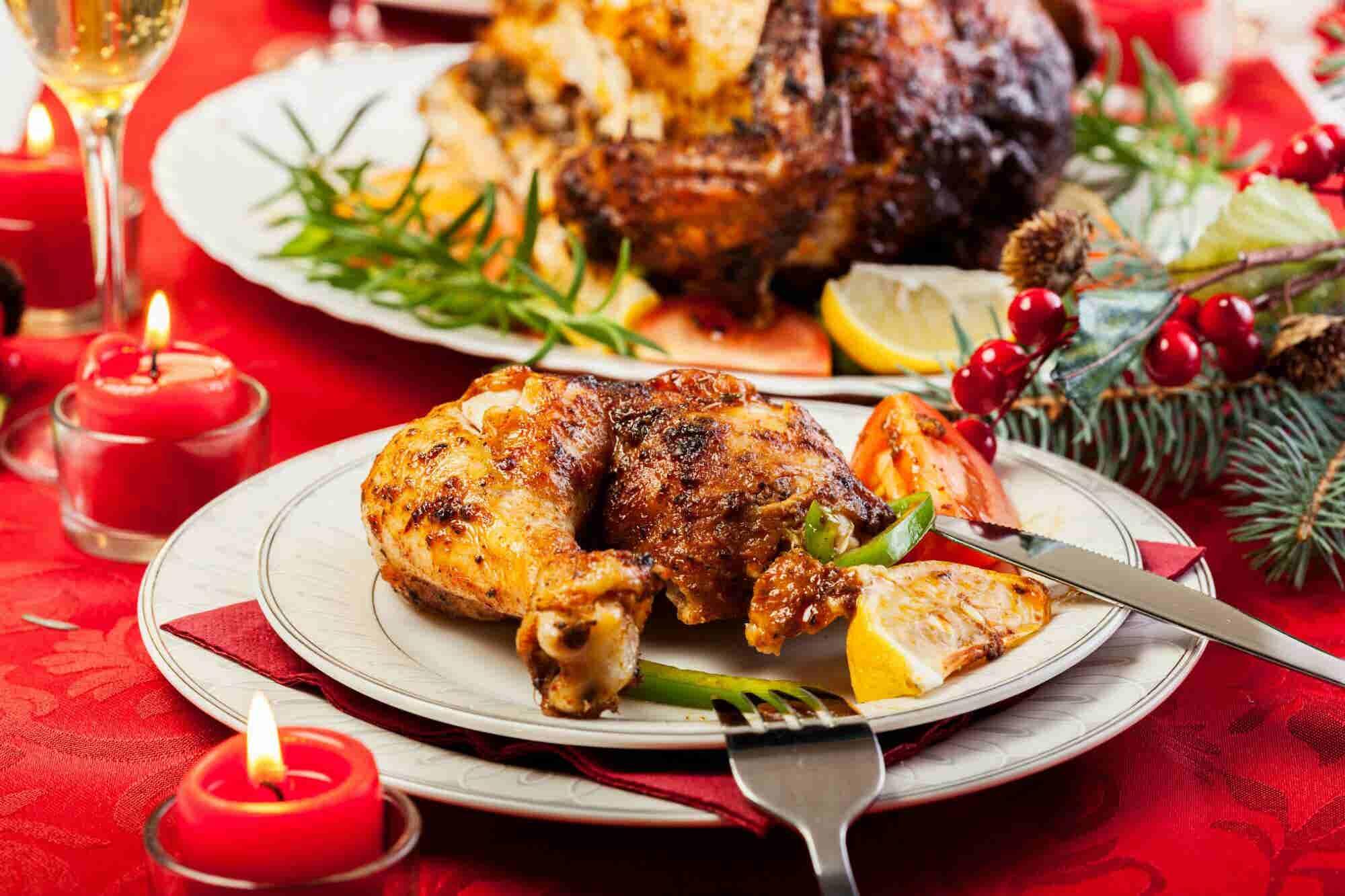 ¡Abre un servicio de preparación de cenas de fin de año!