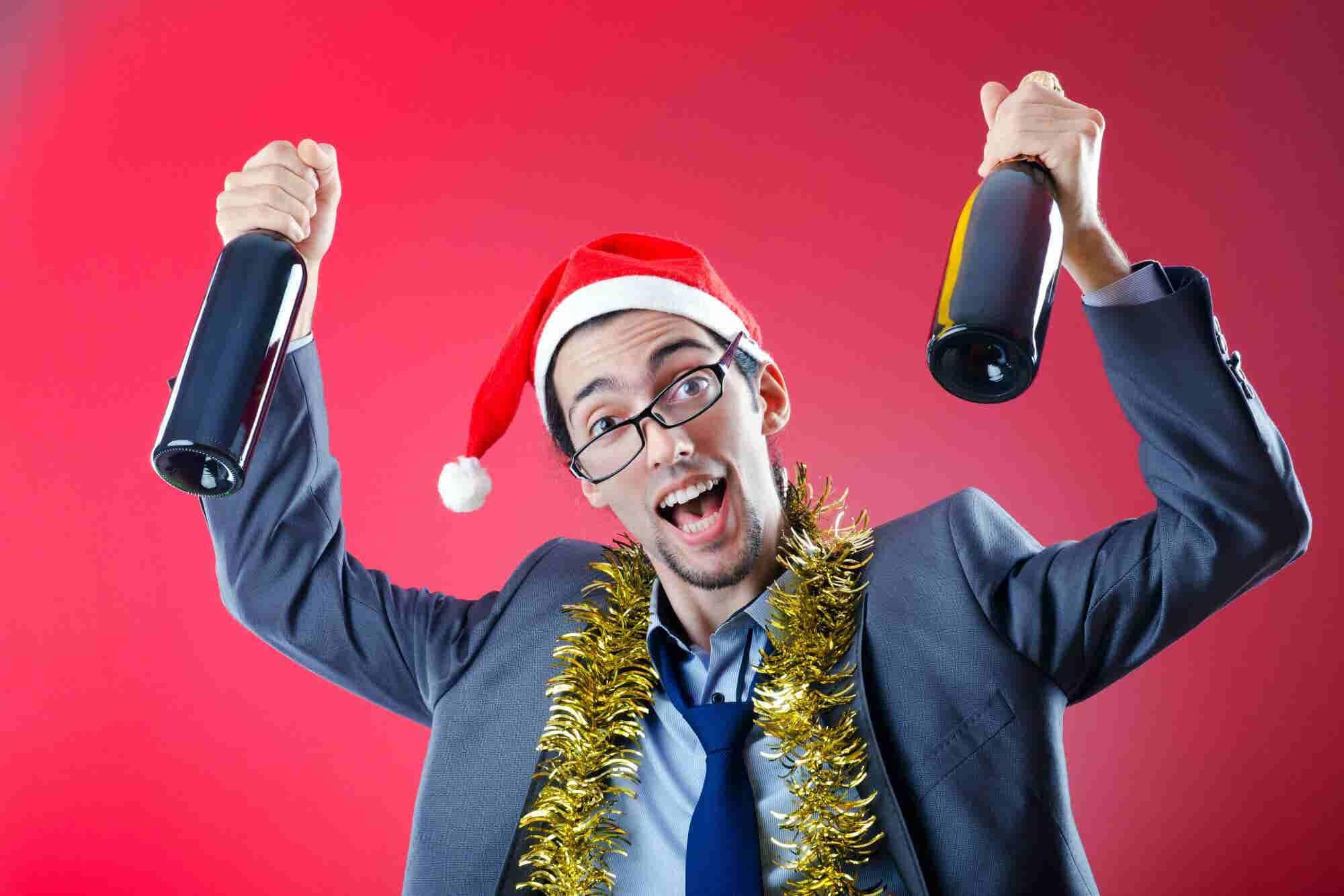 Fiestas de fin de año: cómo no hacer el ridículo con jefes, clientes y...