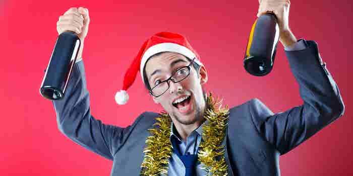 Fiestas de fin de año: cómo no hacer el ridículo con jefes, clientes y amigos