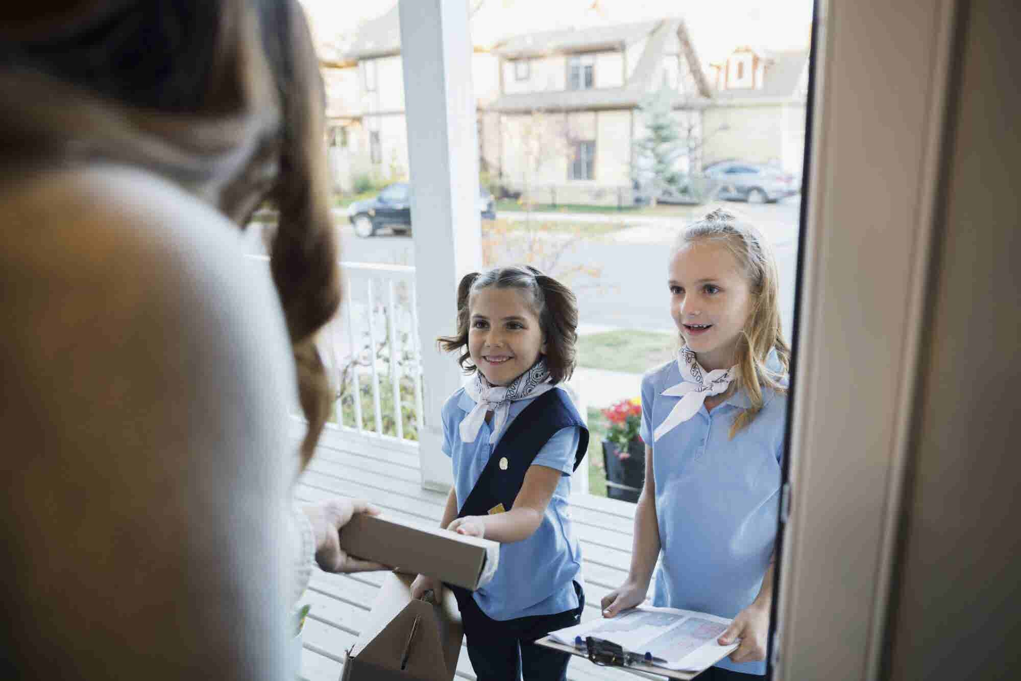 Why Selling Girl Scout Cookies Made Me the Businesswoman I Am Today