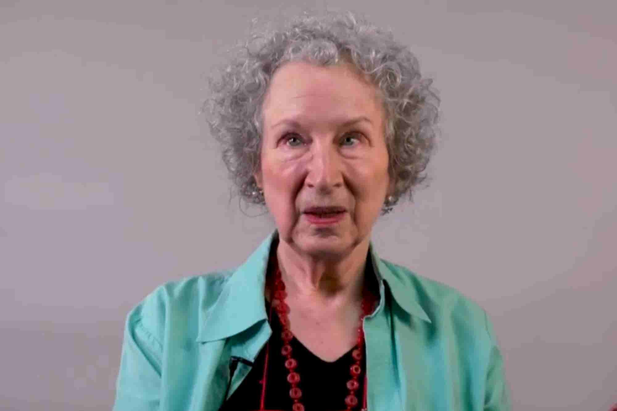Margaret Atwood Shares Her Advice on How to Achieve Success as a Clean...