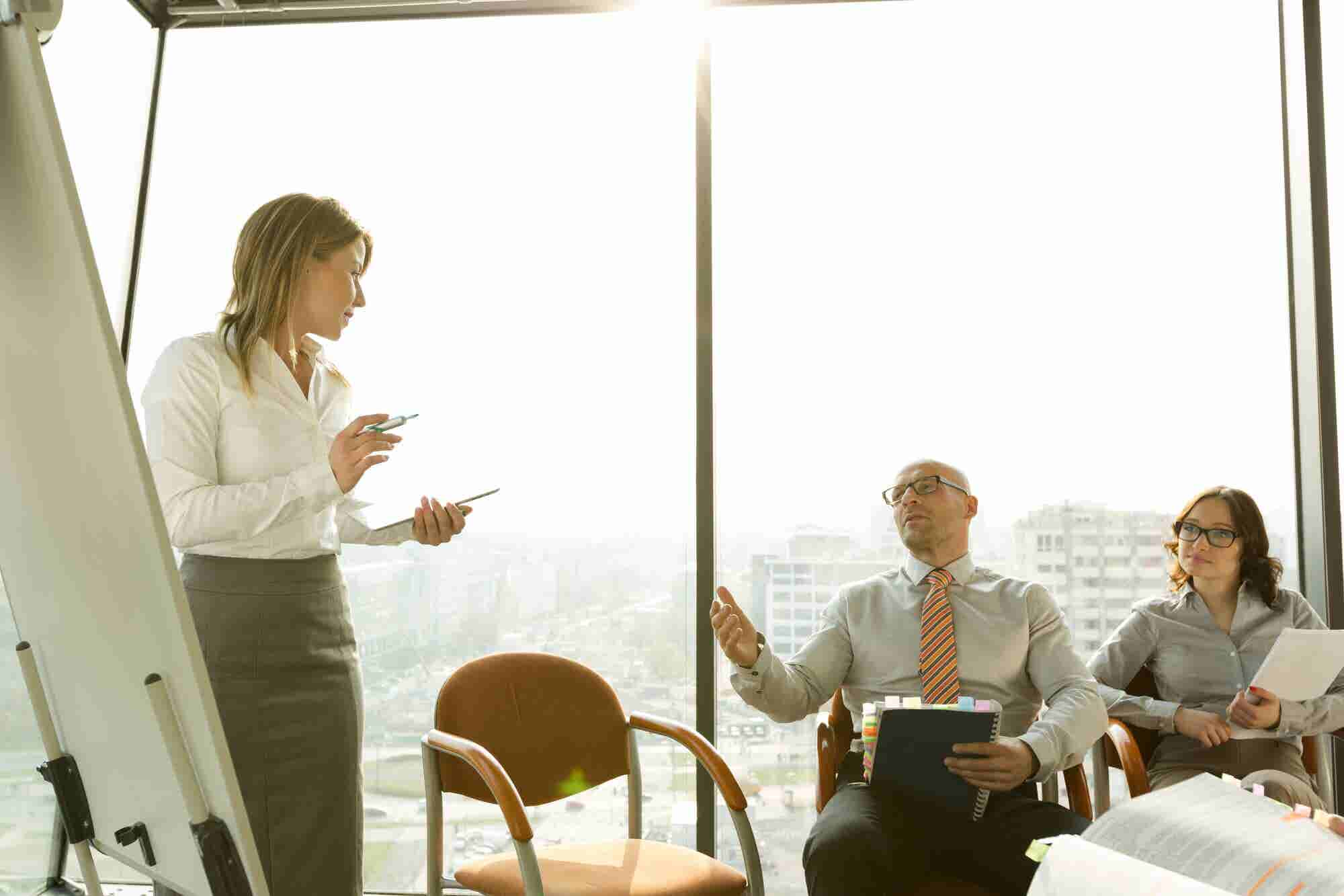 Advice For Employees: There's a Limit To Your Complaints