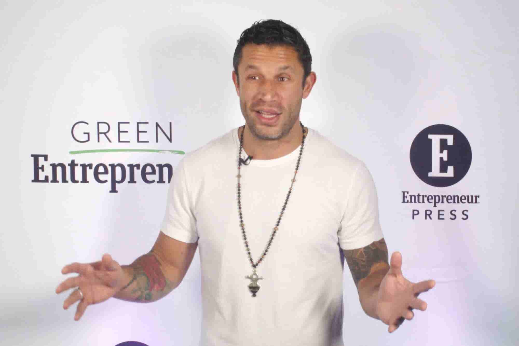 Why Aubrey Marcus Says You Should Focus on One Thing -- but More Than One Product