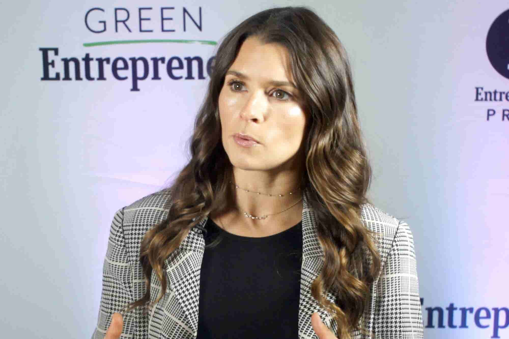 Danica Patrick: 'For Anything to Be Successful, It Needs to Come From a Place of Passion'