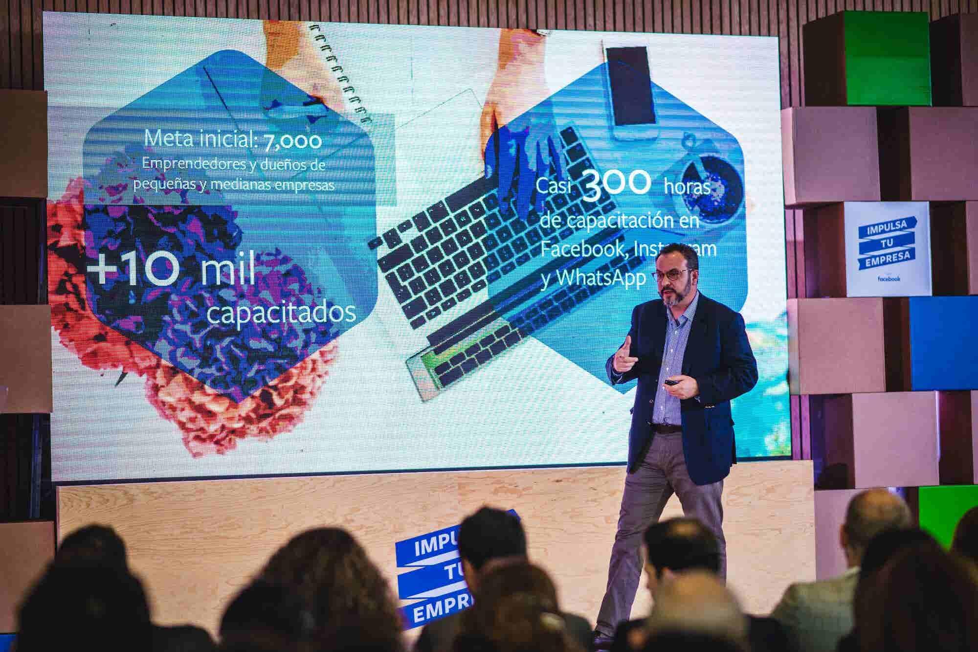 Facebook le echa la mano a las pymes mexicanas para crecer con su programa 'Impulsa tu Empresa'